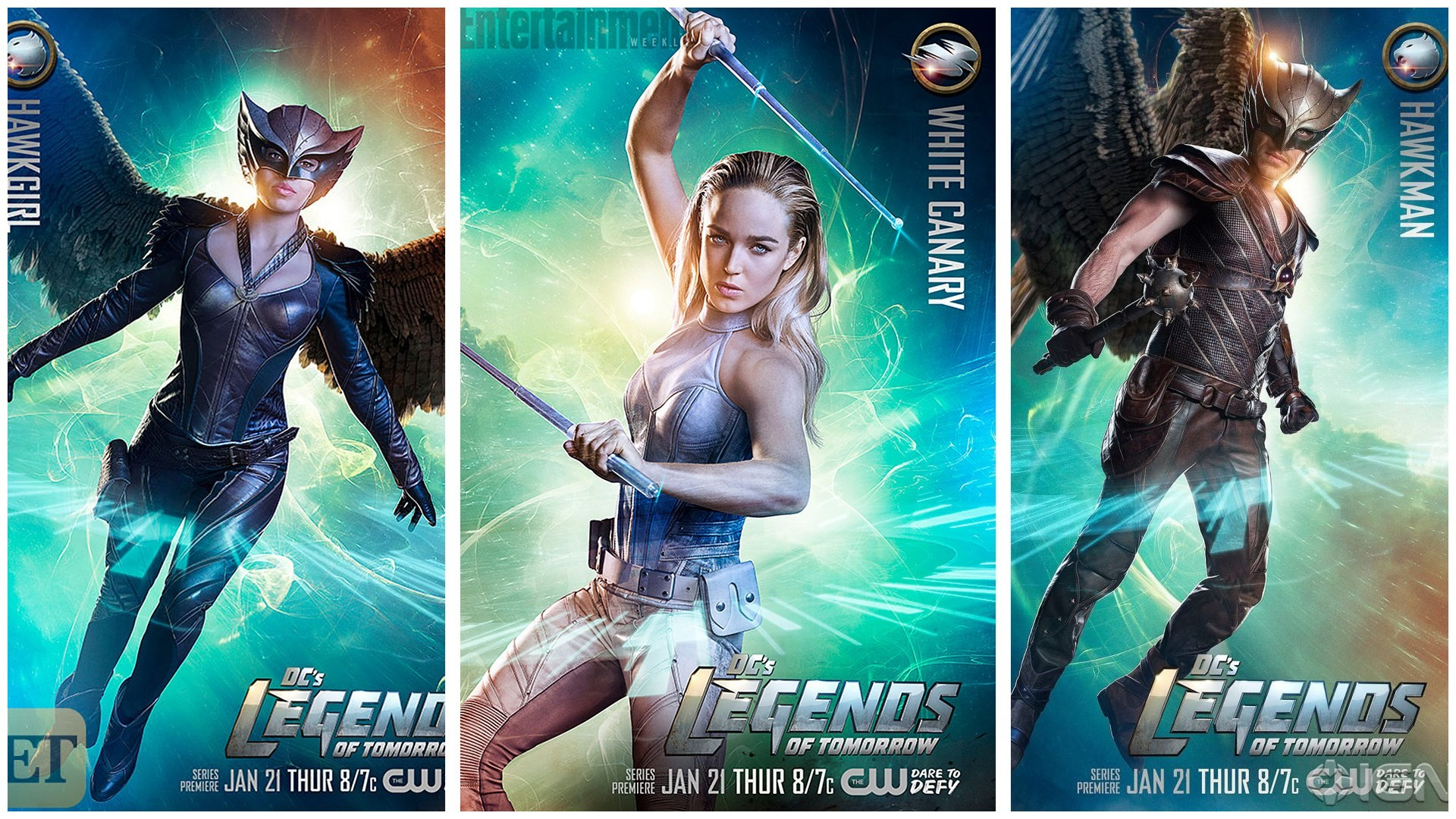 Dc S Legends Of Tomorrow Wallpaper And Background Image: Legends Of Tomorrow Wallpapers (78+ Background Pictures