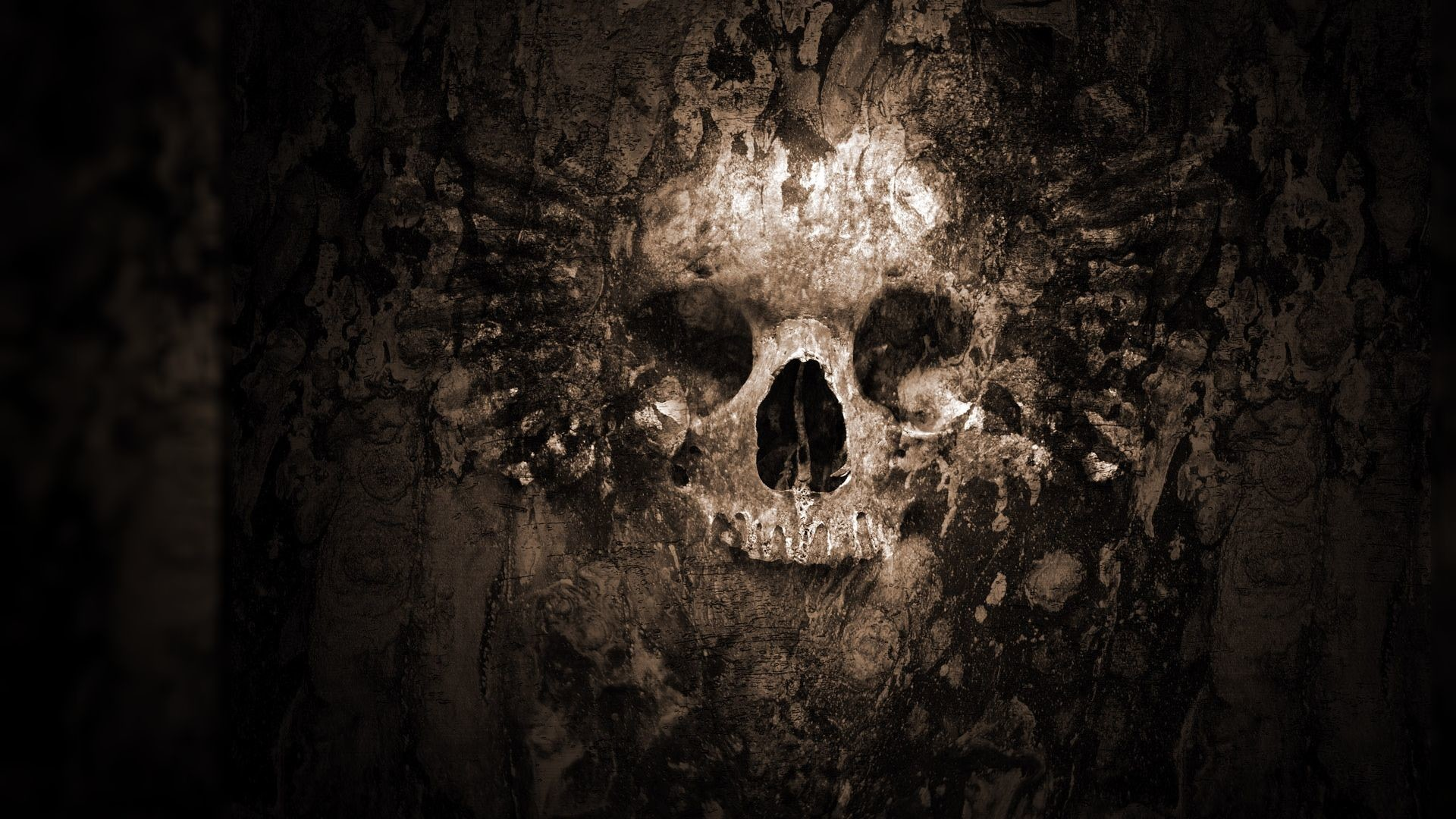 scary wallpapers for android