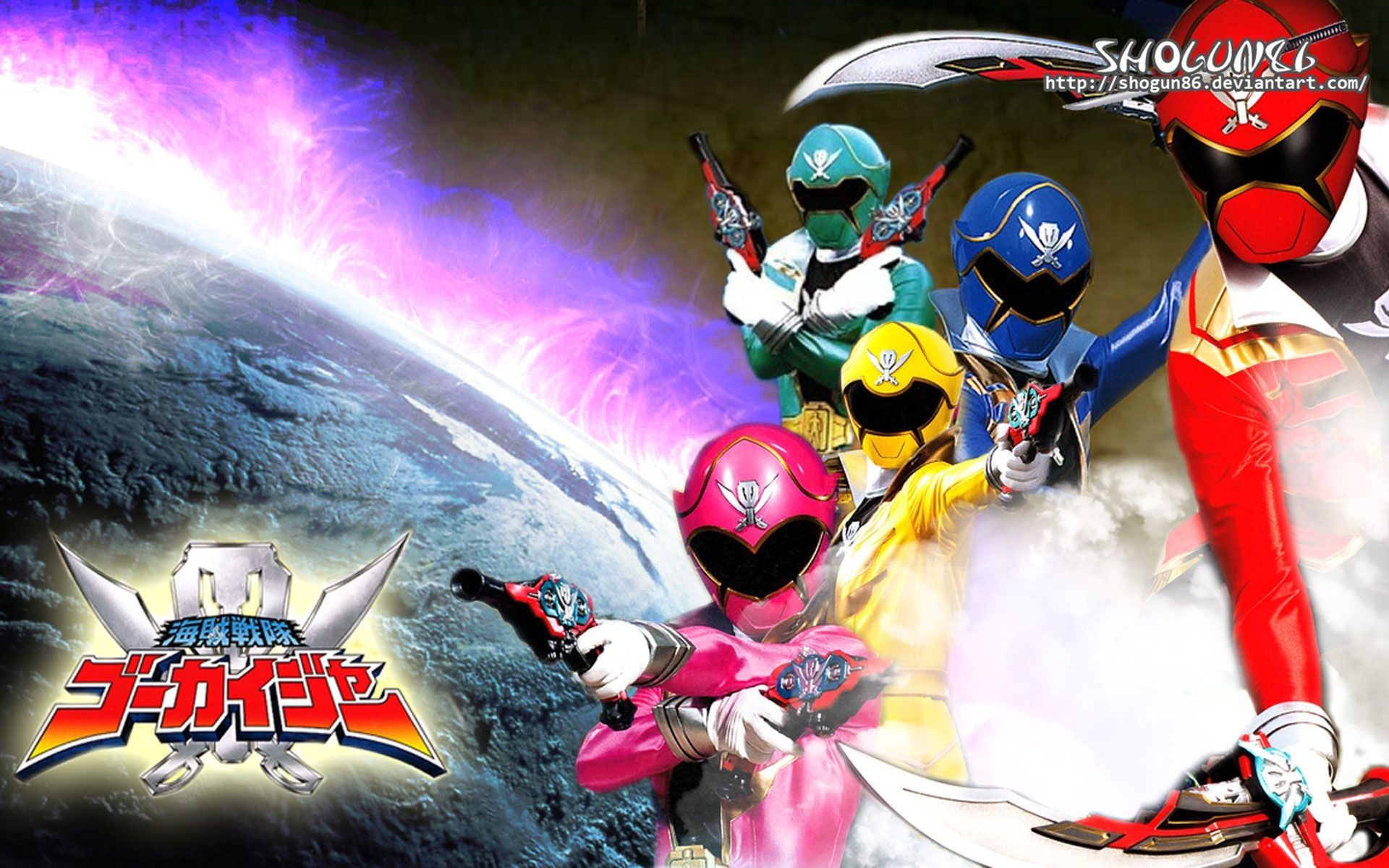 Super Sentai Wallpapers (71+ background pictures)