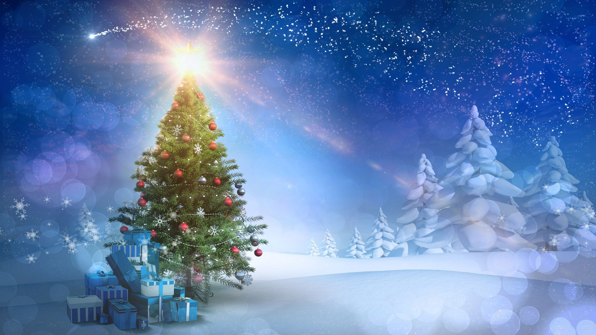 Christmas Trees Wallpapers 82 Background Pictures