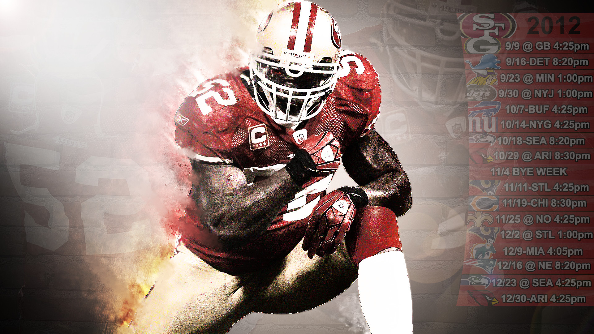 1920x1080 49ers Background Wallpaper Hd San Francisco 49ers Wallpapers