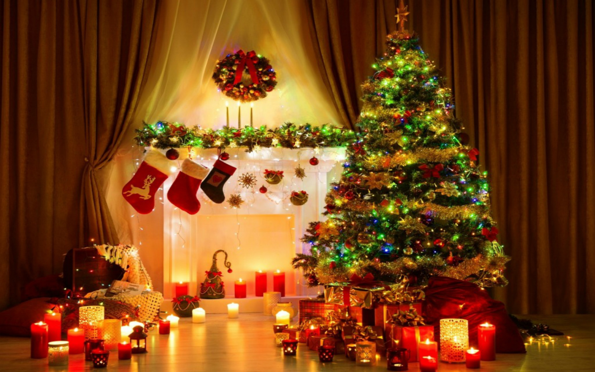 christmas wallpapers for desktop  69  background pictures