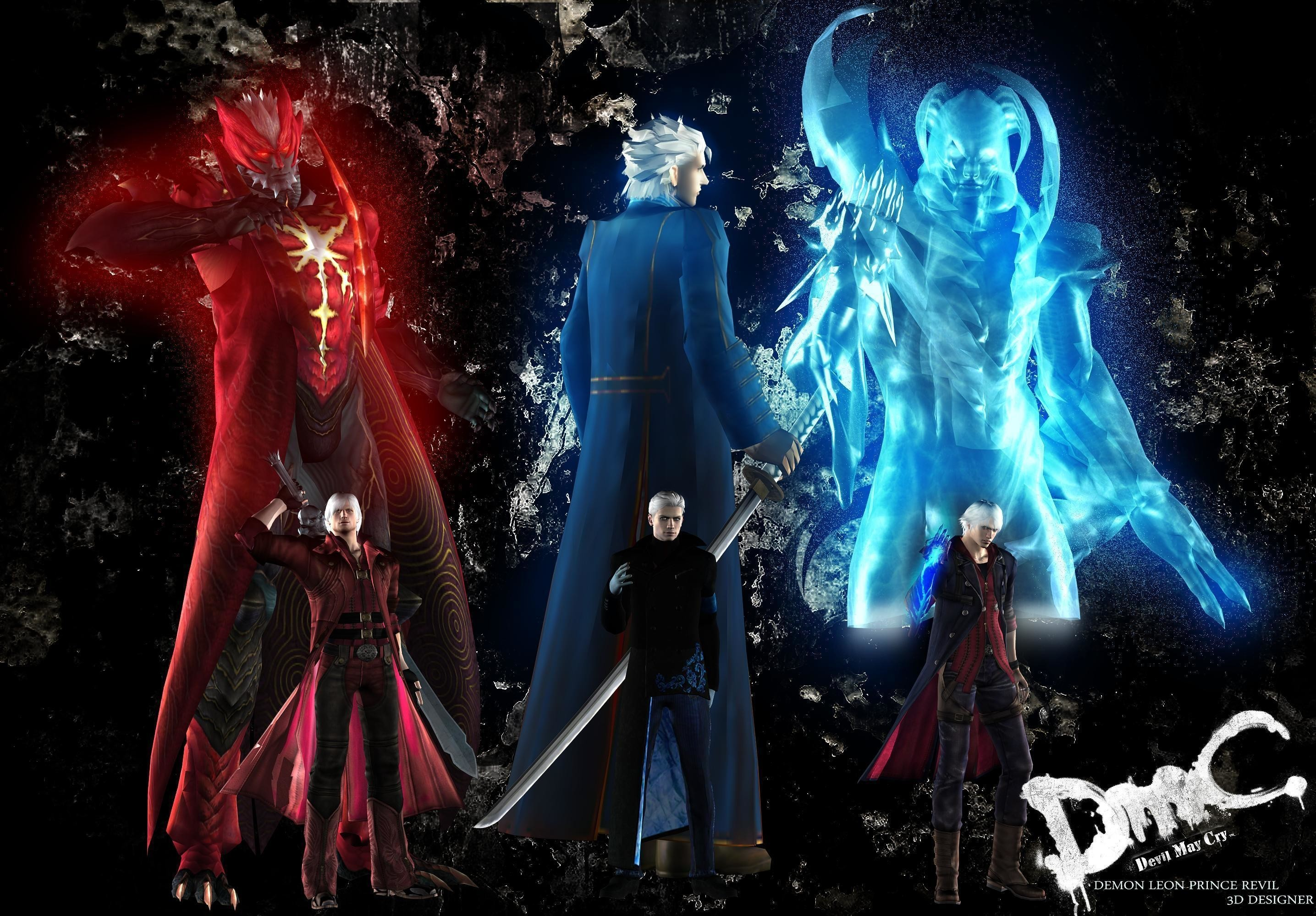 Devil May Cry Wallpapers 72 Background Pictures
