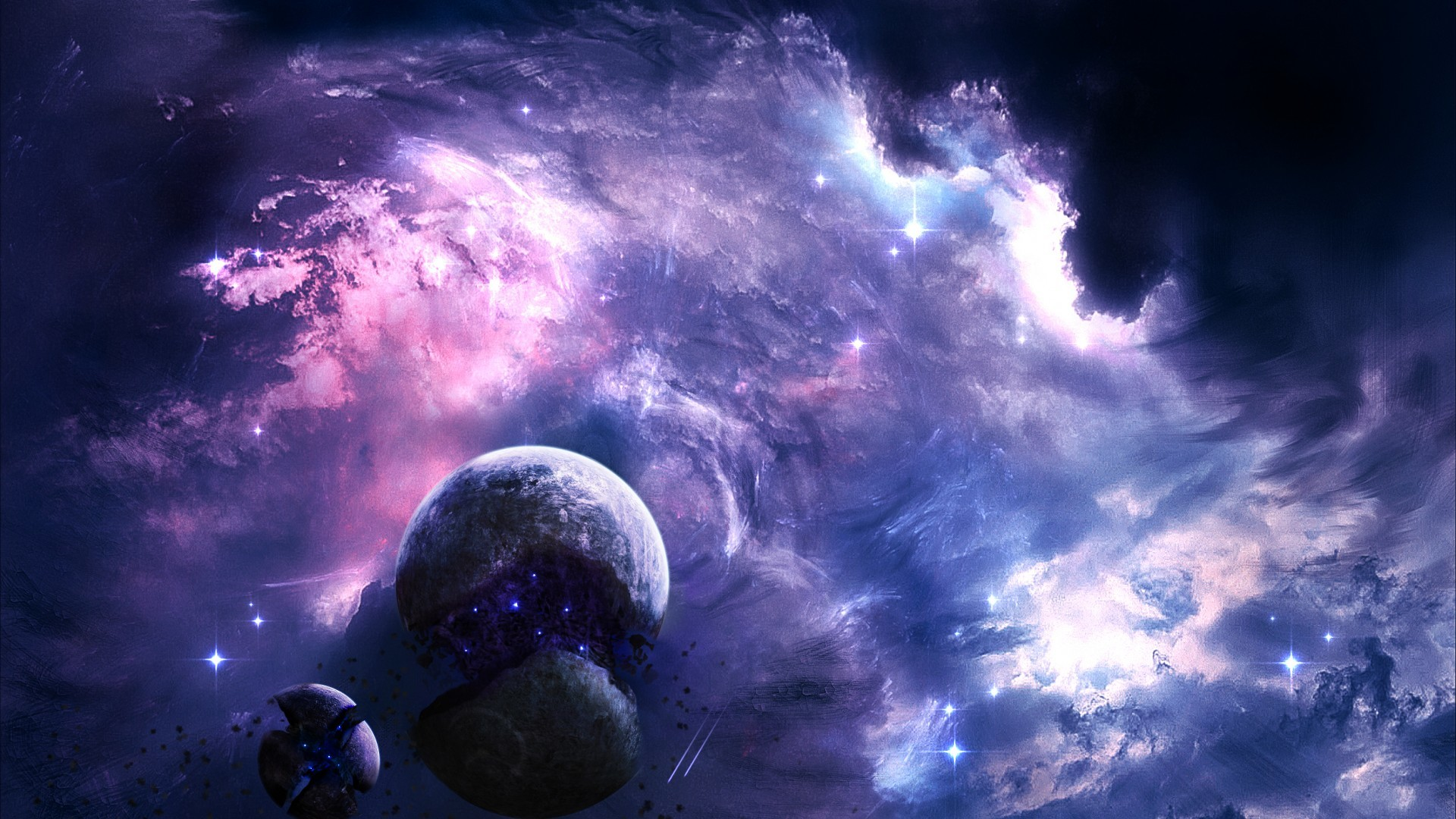 Really Cool Space Backgrounds