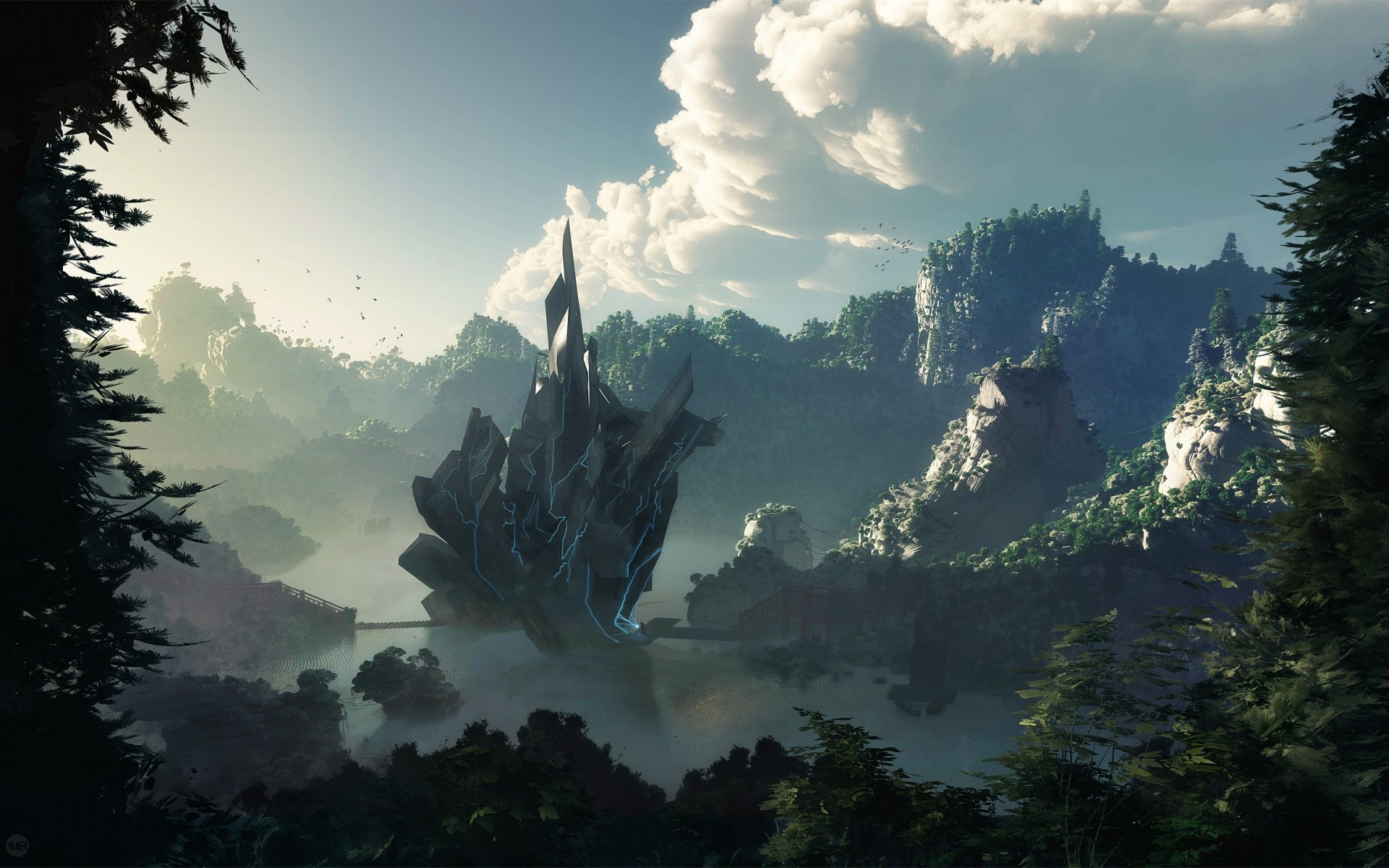 2560x1600 Final Fantasy Landscape Wallpapers Picture With High Resolution Wallpaper Px 66793 KB