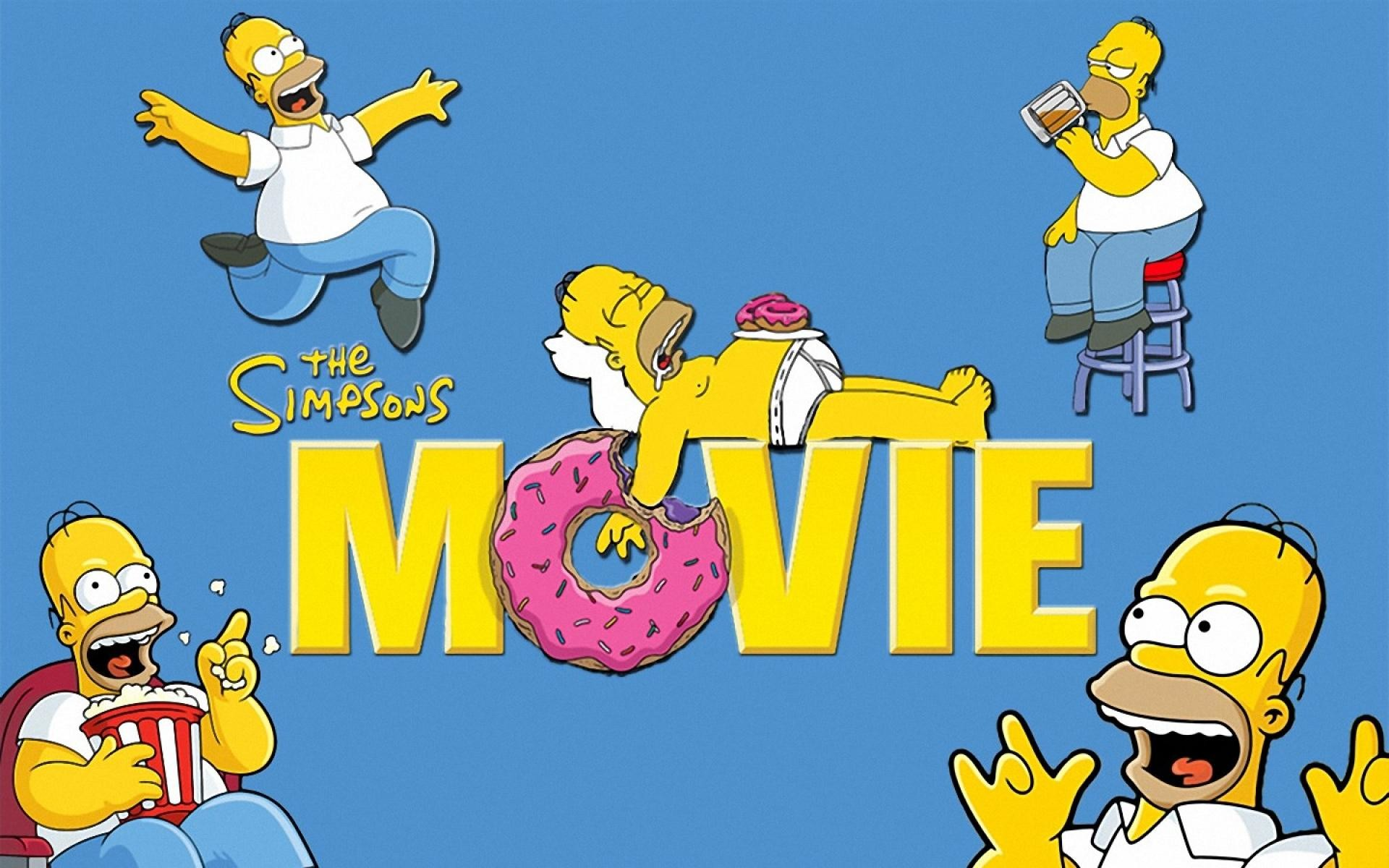 Simpsons Characters Wallpapers (69+ background pictures)