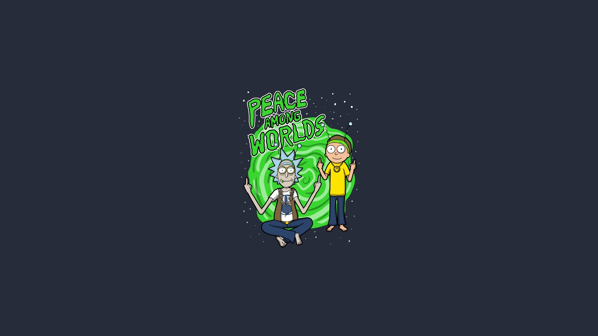 Rick And Morty Wallpapers 1920x1080 81 Background Pictures