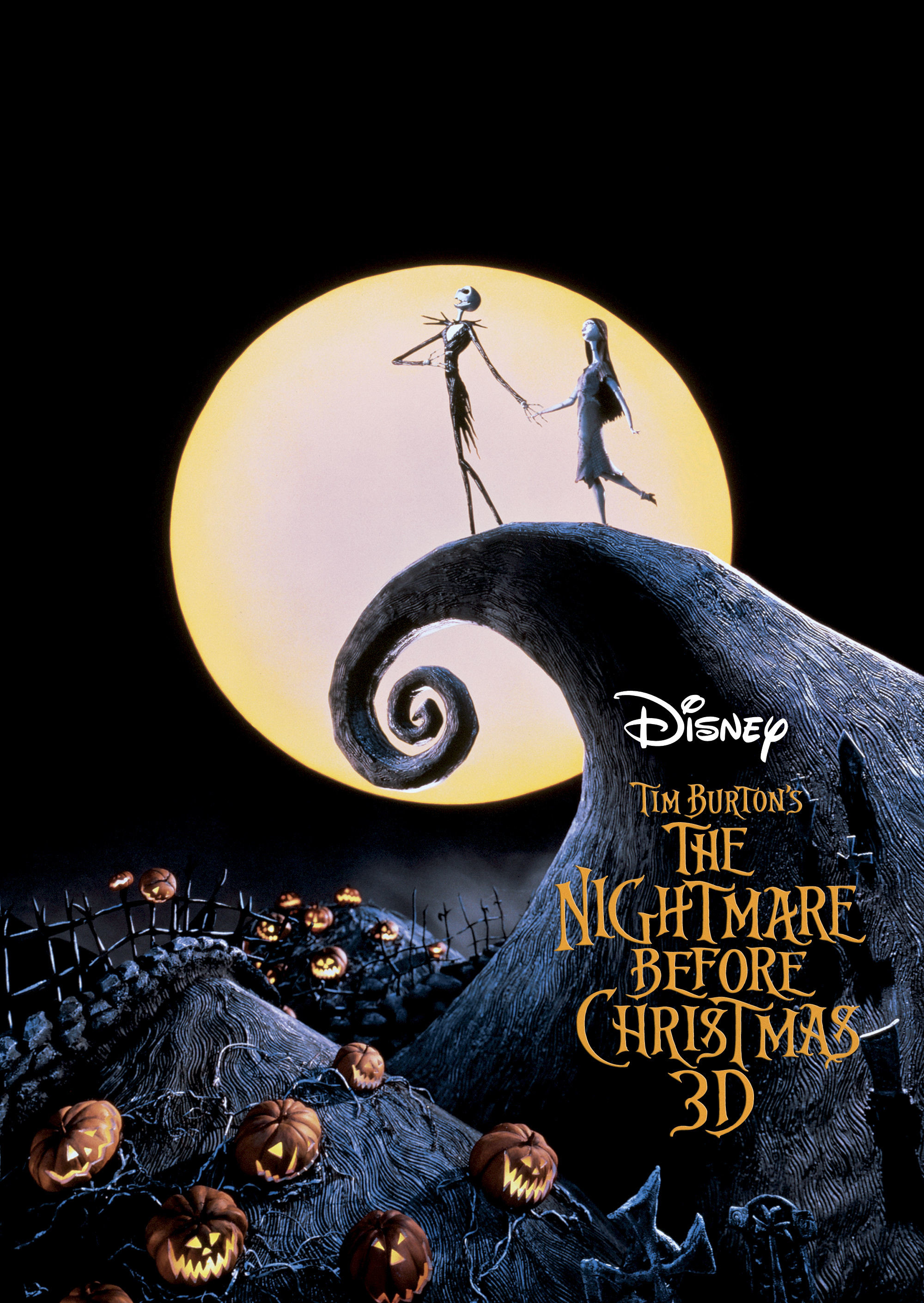 Nightmare Before Christmas Desktop Wallpapers (71+ background pictures)