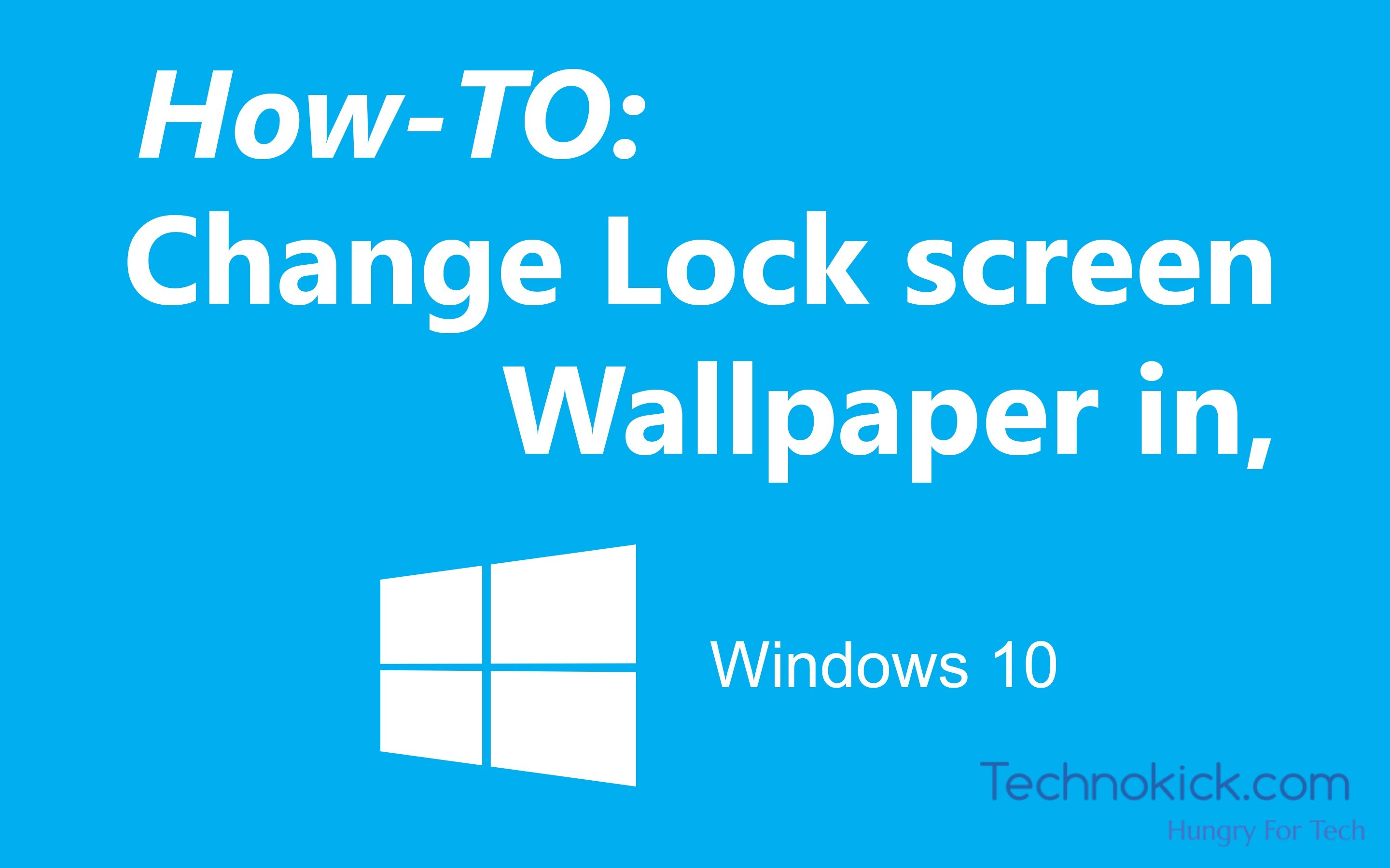 Windows 10 Lock Screen Wallpapers 90 Background Pictures