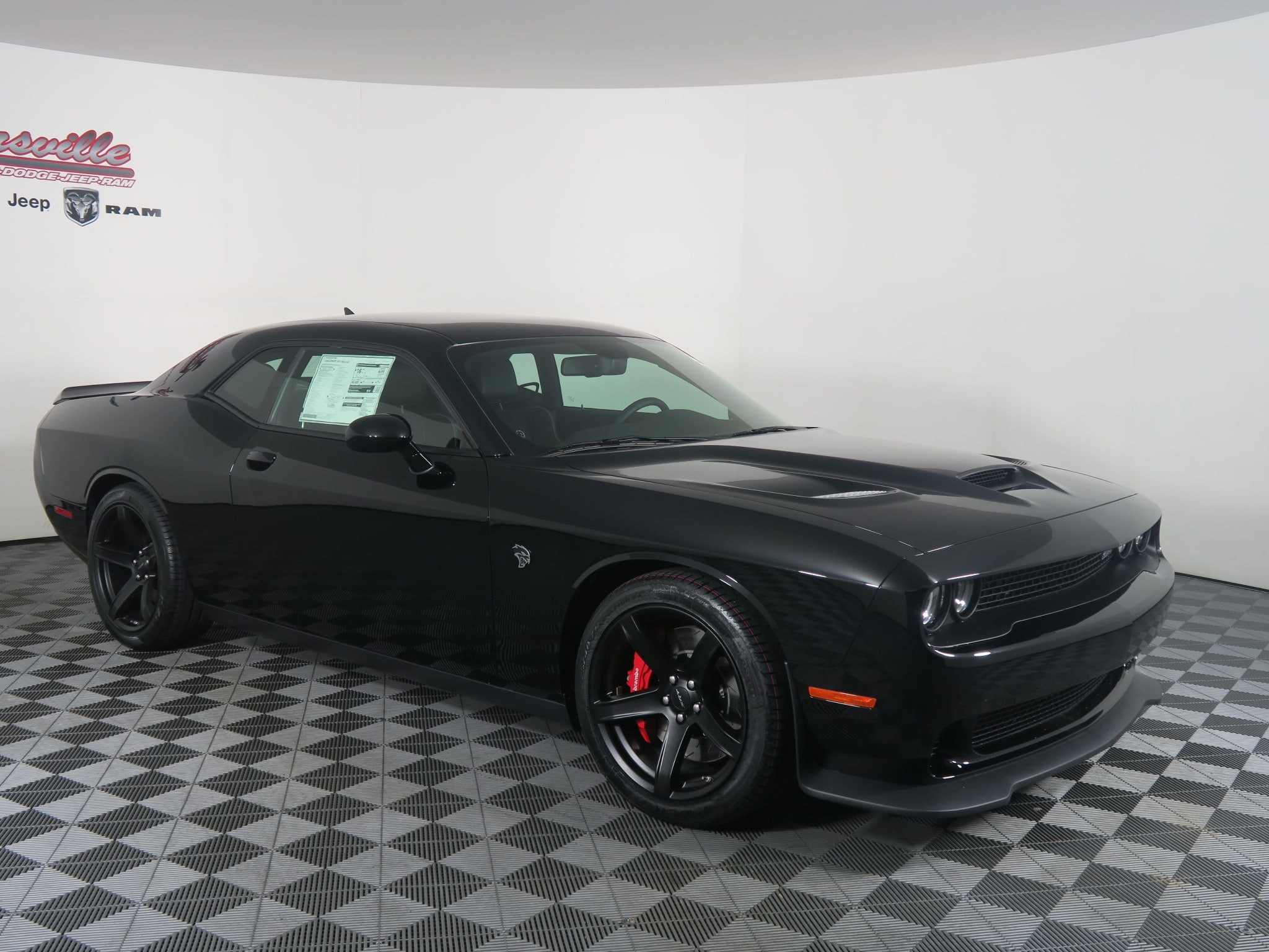 Dodge Charger Srt 392 For Sale >> 2018 Dodge Challenger Black Wallpapers (74+ background ...