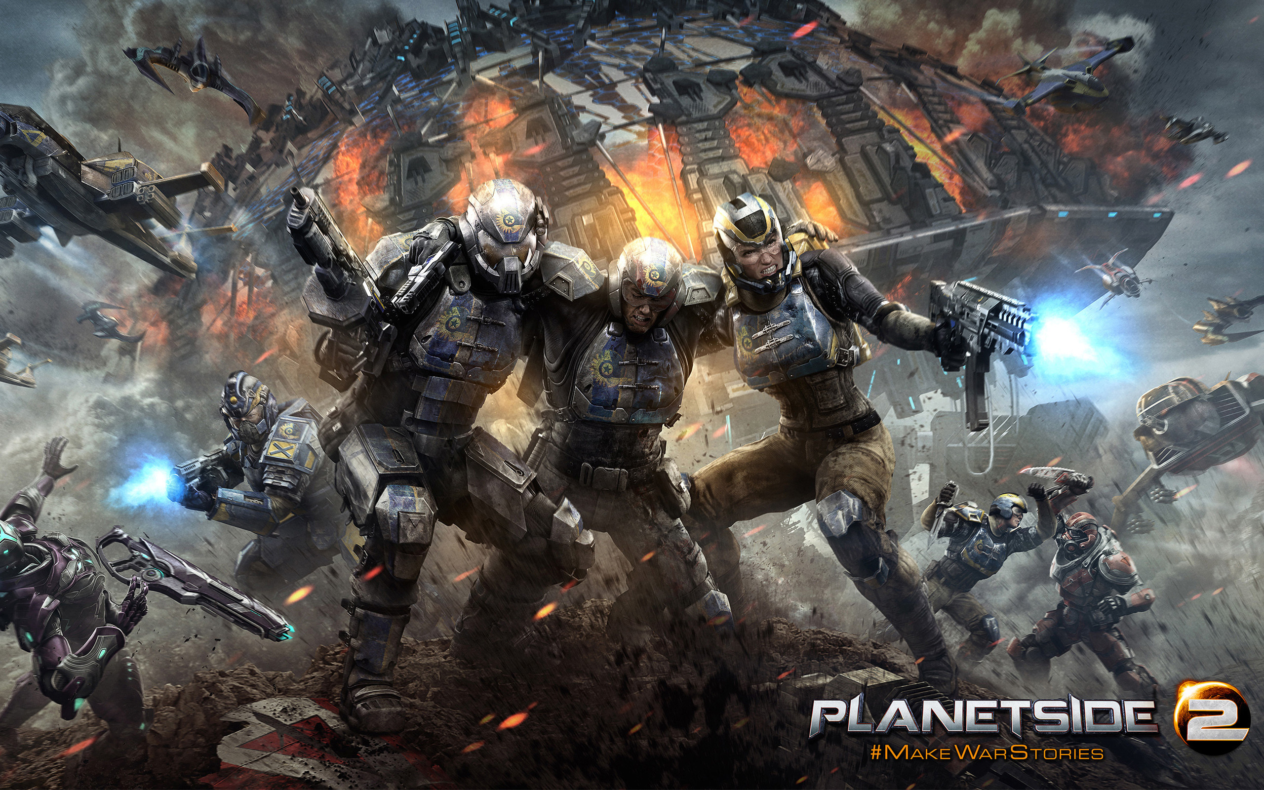 planetside 2 wallpapers (89+ background pictures)