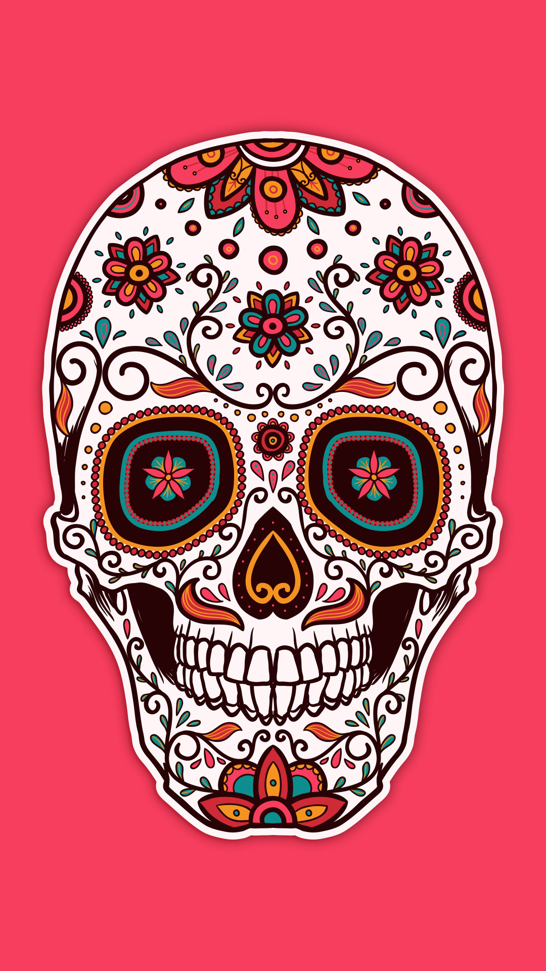 Cute Skull Wallpapers 69 Background Pictures