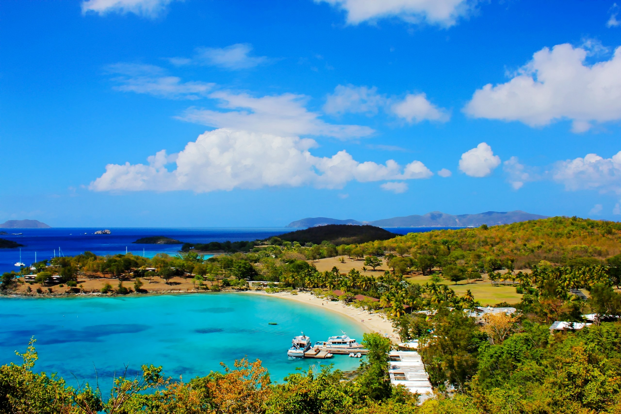 Caribbean islands wallpapers 59 background pictures - Caribbean islands 3d wallpaper ...