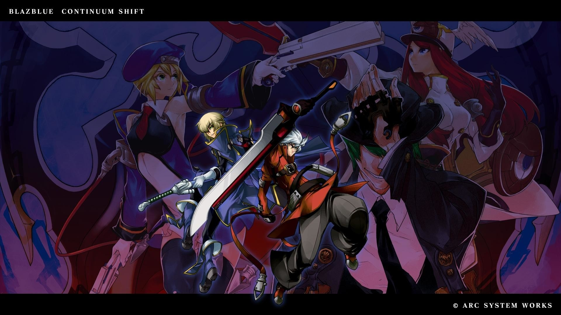 Blazblue Wallpapers (80+ background pictures)