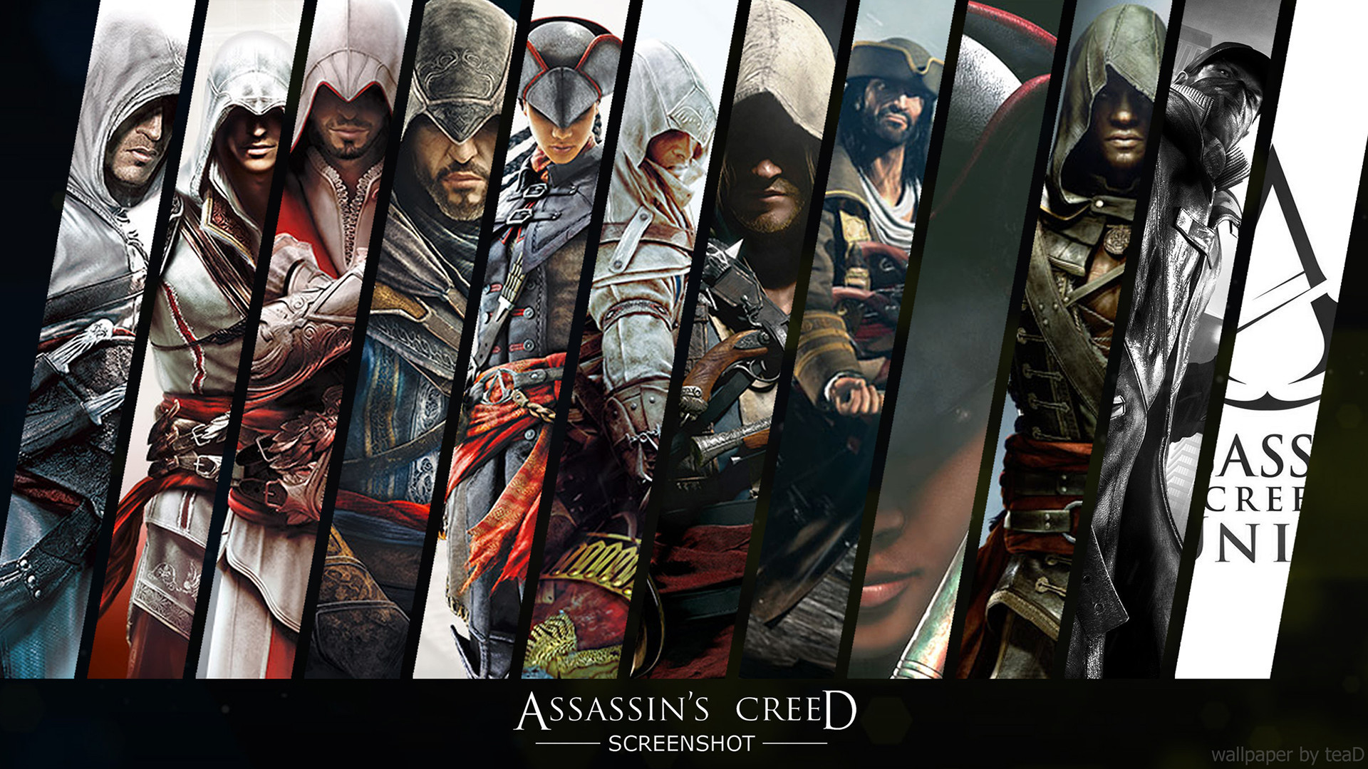 Assassin S Creed Wallpapers 77 Background Pictures