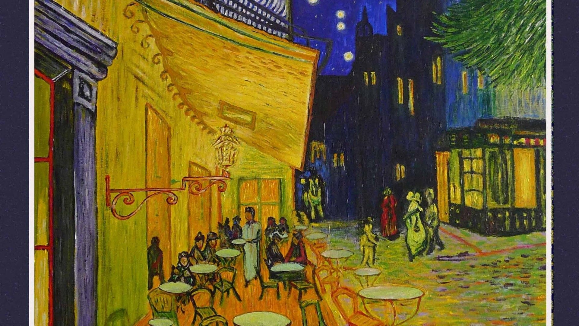 1920x1080 Wallpapers 60 1920x1080 Van Gogh Cafe Terrace At Night Cafe Night Van. Van Gogh Wallpapers 61 Background Pictures