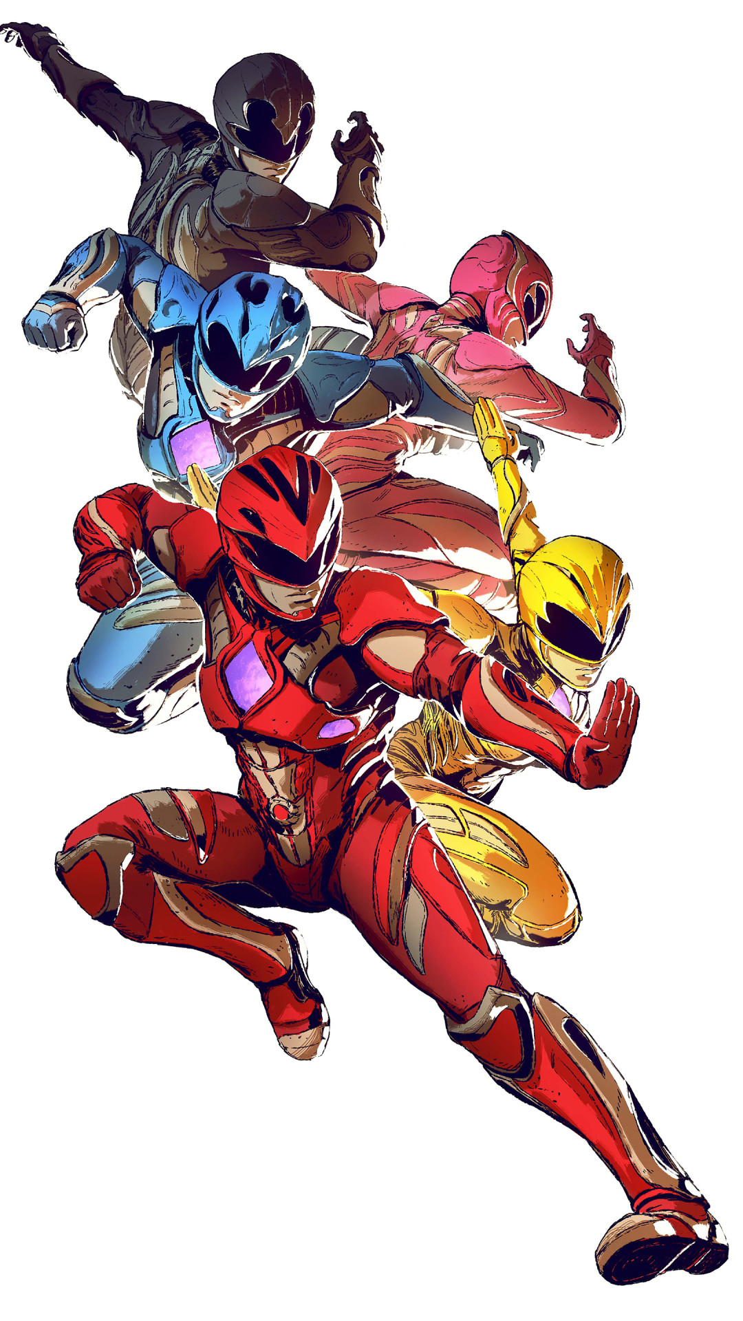 Power Rangers Wallpapers 75 Background Pictures