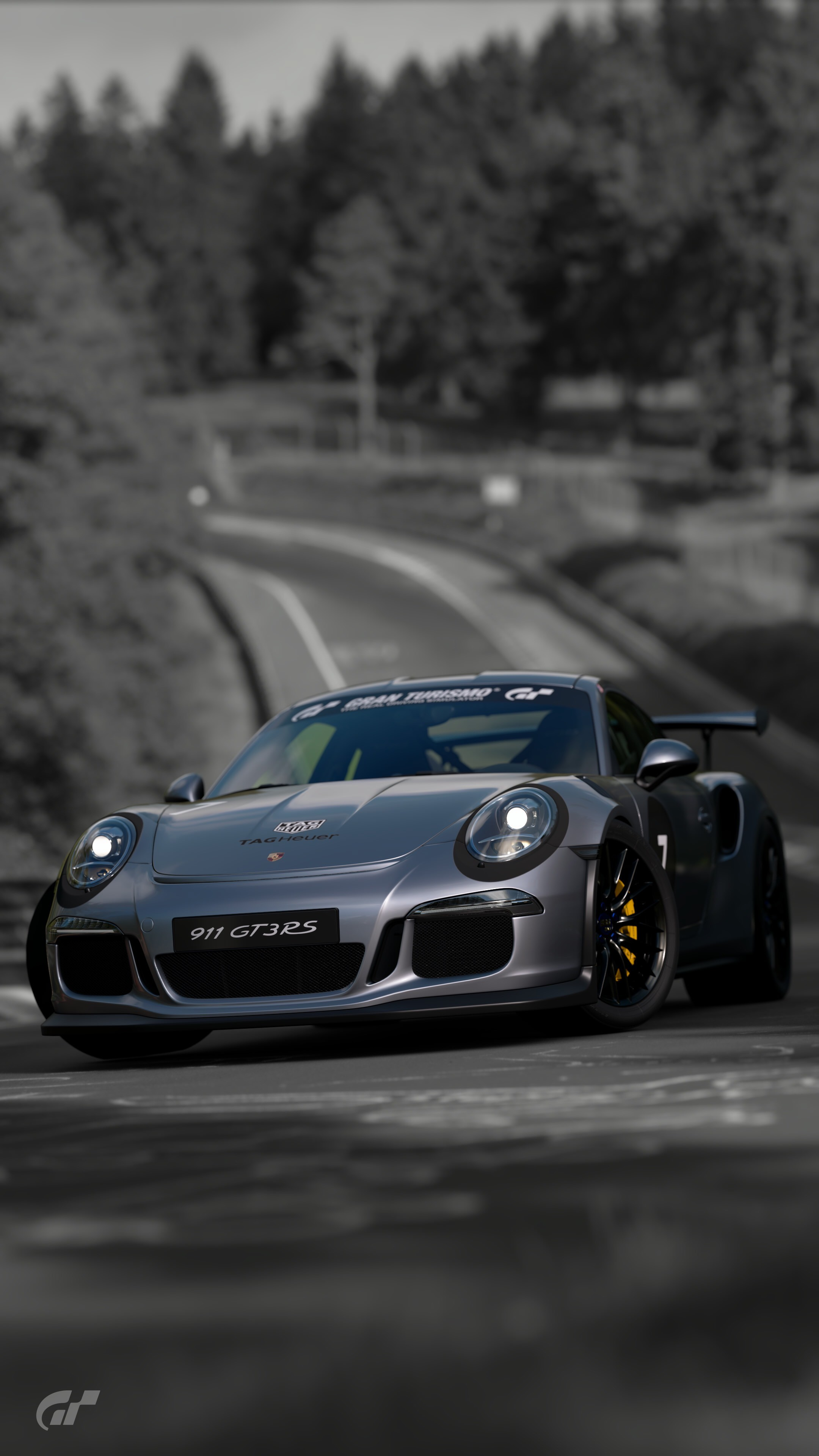 Porsche Gt3 Rs Wallpapers 80 Background Pictures