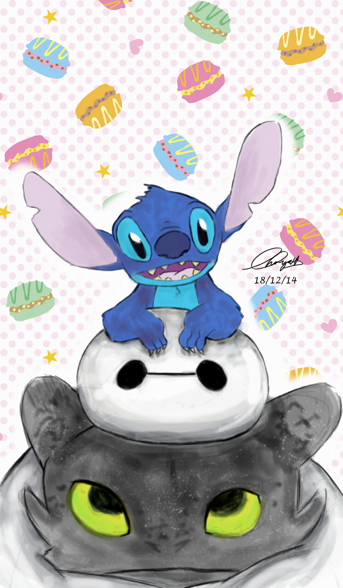 Stitch Wallpapers (76+ background pictures)