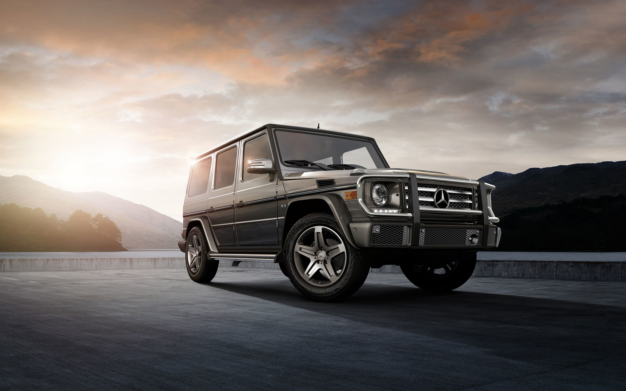 Mercedes Benz G Class Wallpapers 56 Background Pictures