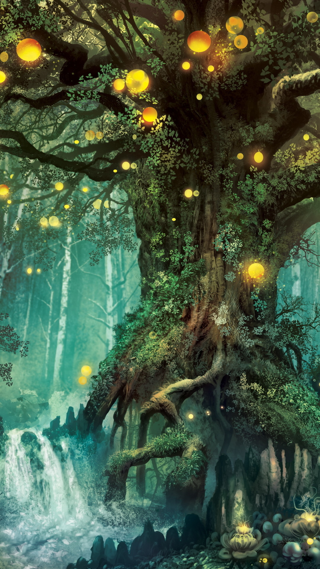 Fantasy Forest Wallpapers (71+ Background Pictures