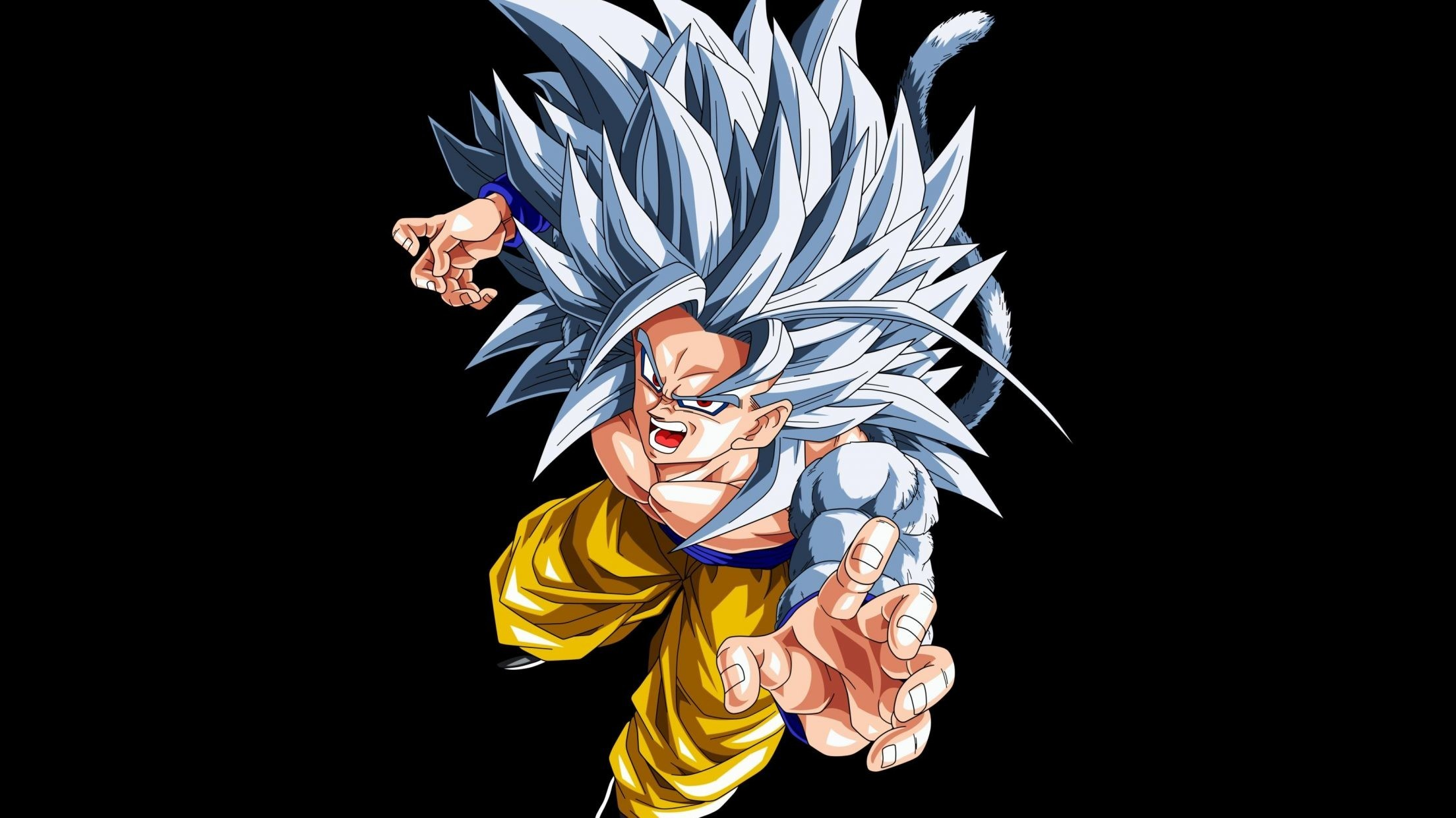Goku Super Saiyan 3 Wallpapers (63+ Background Pictures