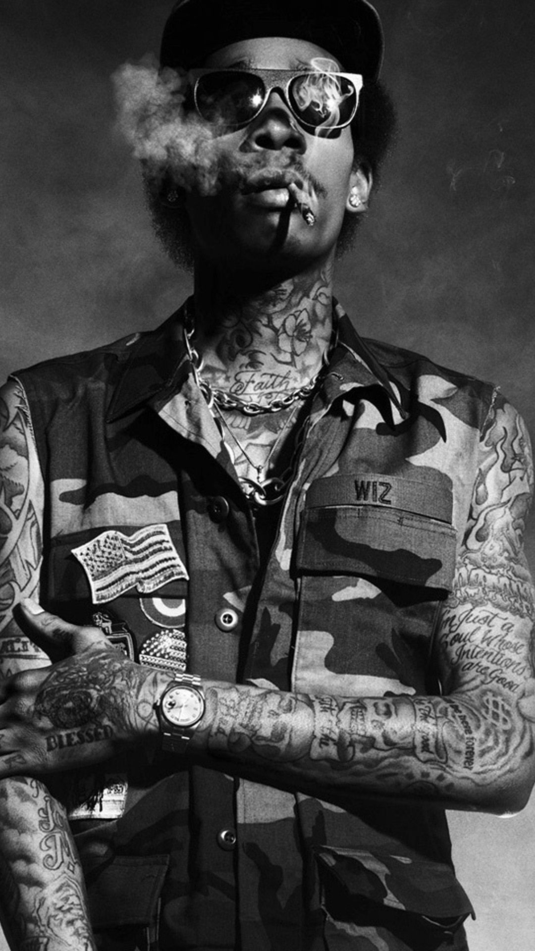 Wiz Khalifa Wallpapers 2017 (73+ background pictures)