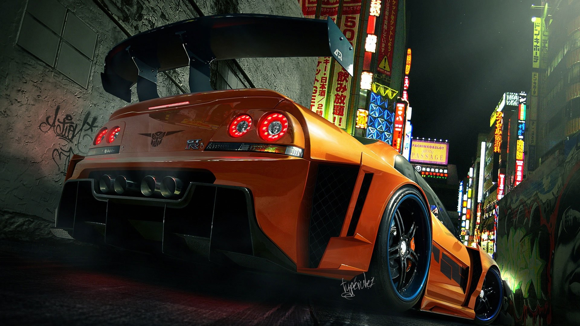 Nissan Skyline Gtr R34 Wallpapers 72 Background Pictures