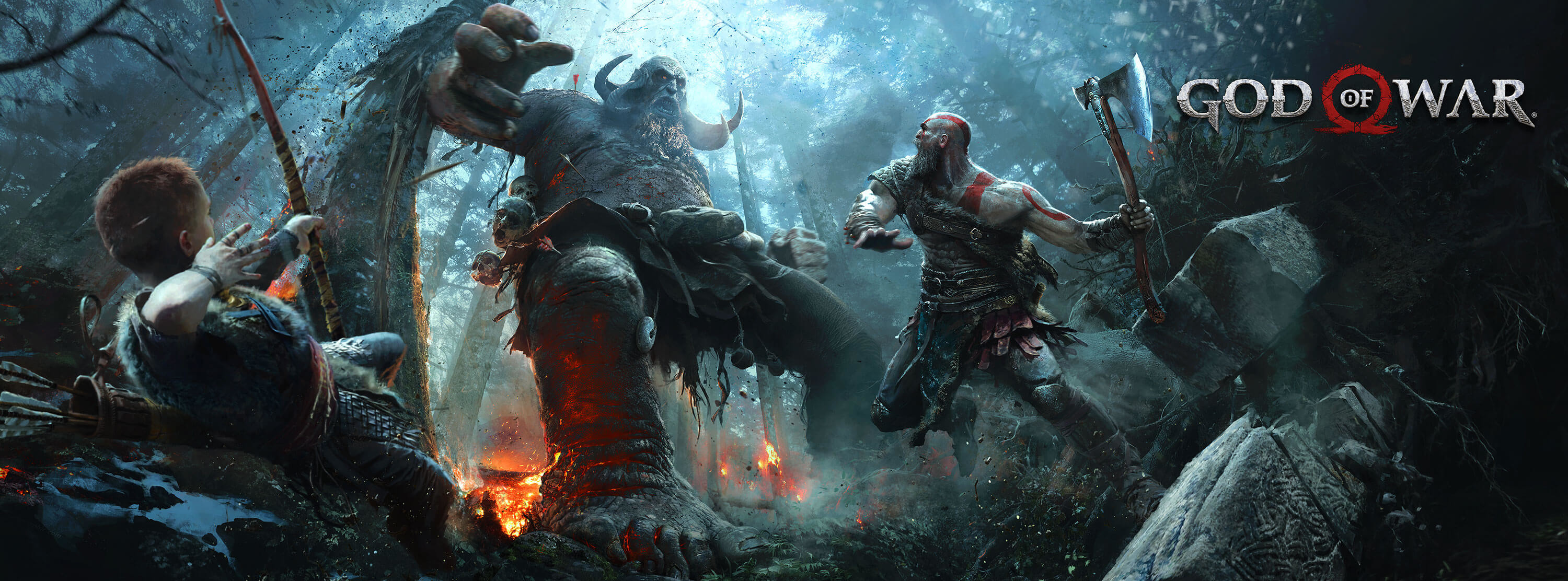 god of war hd wallpapers (86+ background pictures)