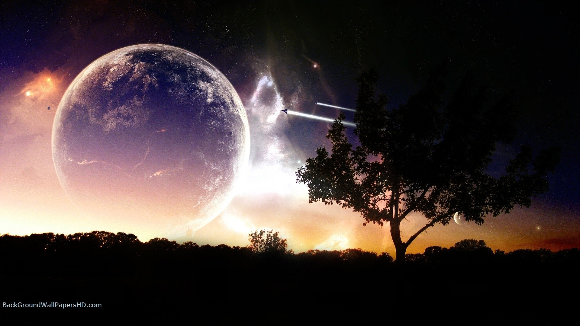 hd real space wallpapers 1080p (85+ background pictures)