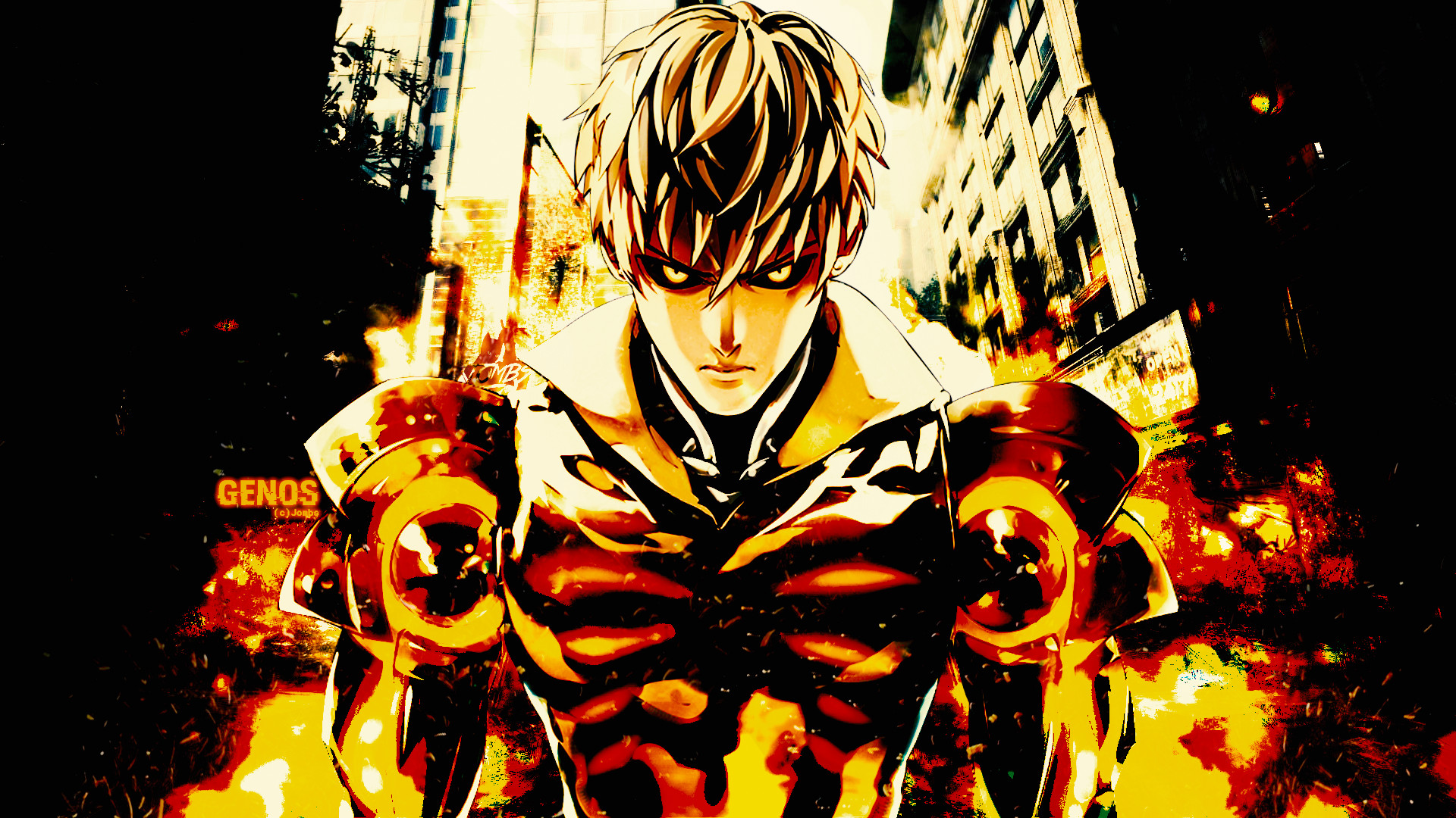 One Punch Man Wallpapers Hd 75 Background Pictures