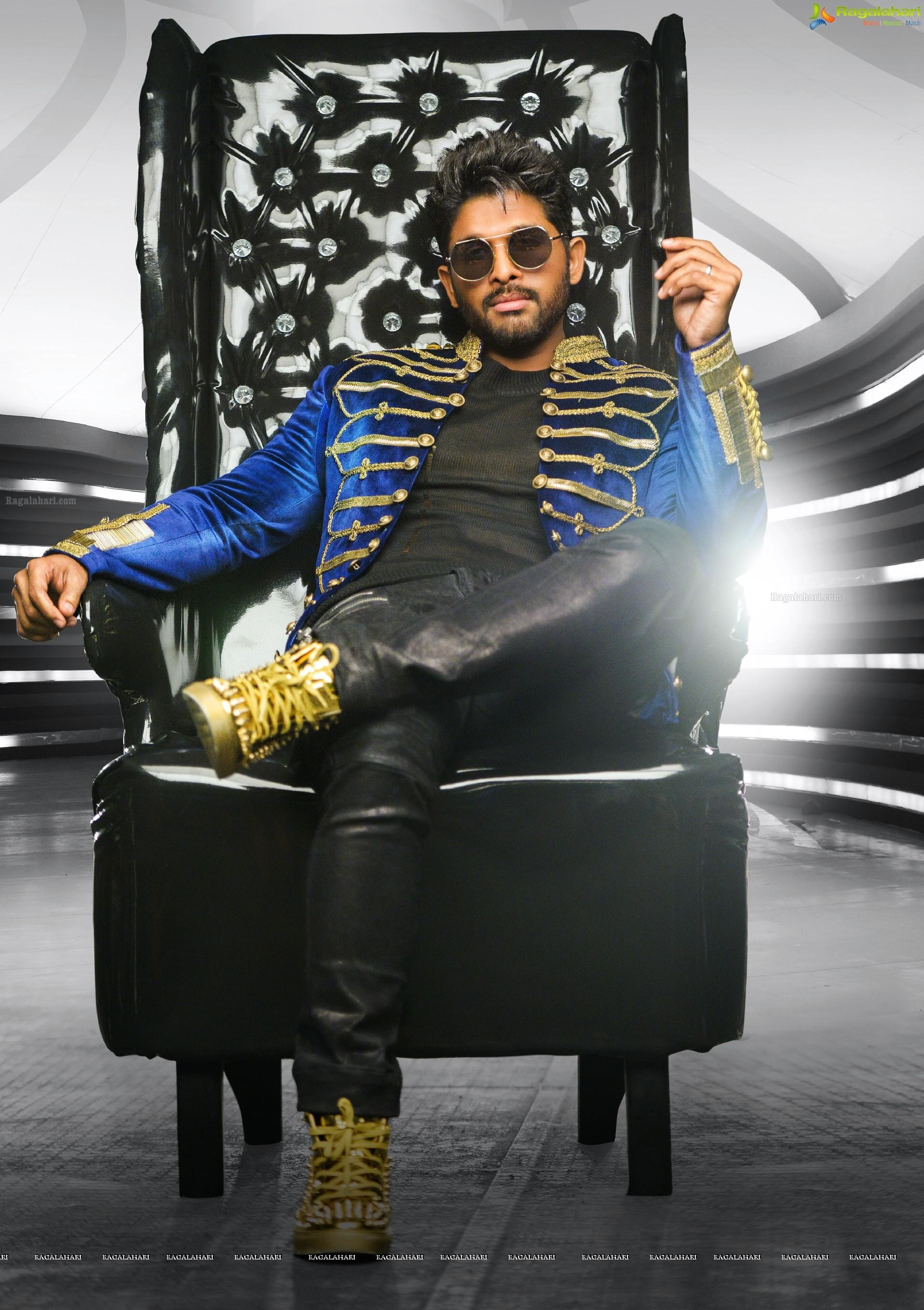 Allu Arjun Wallpapers (77+ background pictures)