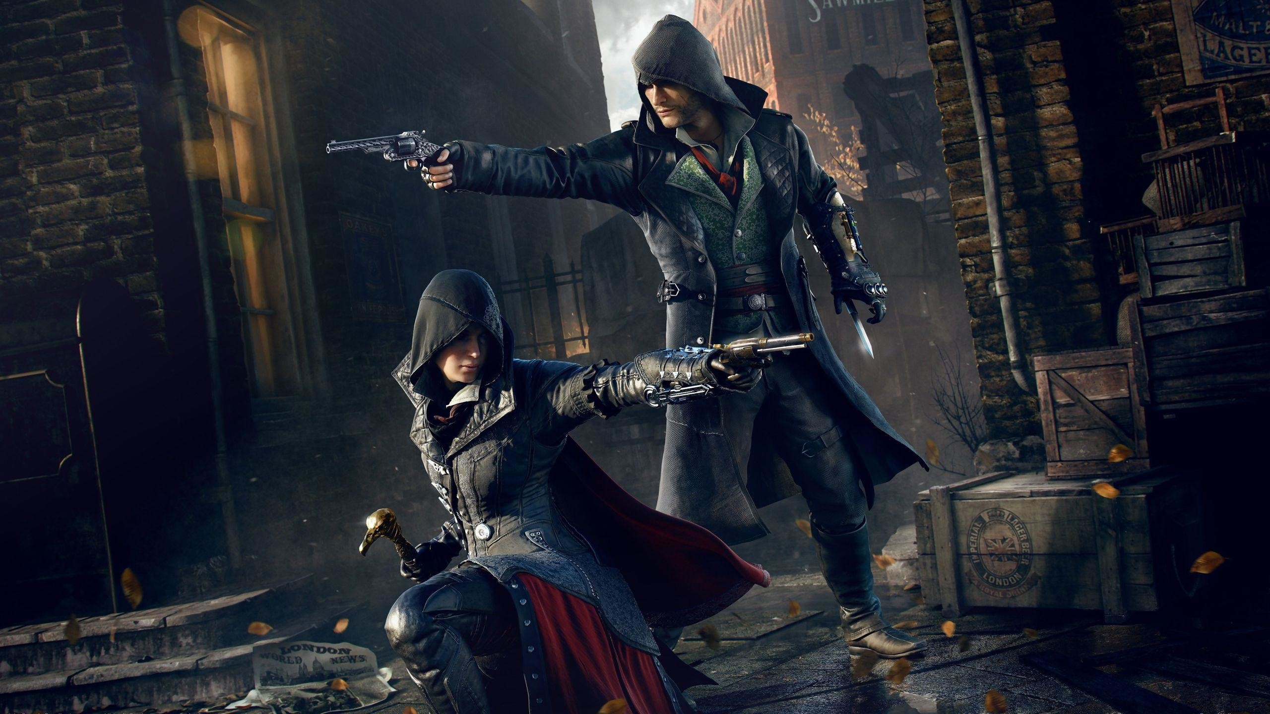 2560x1440 110 Assassins Creed Syndicate HD Wallpapers