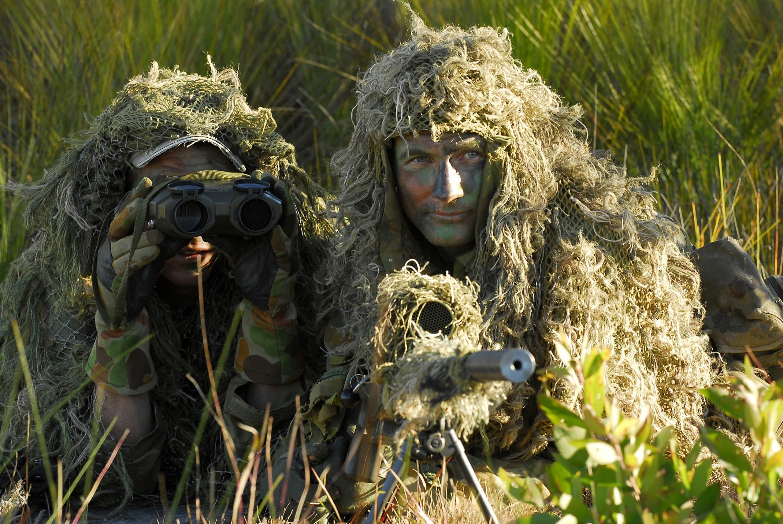 72 Ghillie Suit Wallpapers On Wallpaperplay: Ghillie Suit Wallpapers (71+ Background Pictures