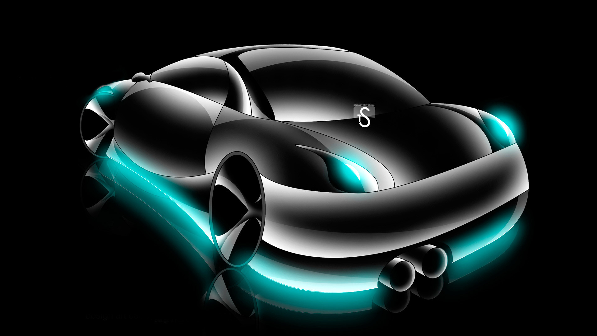 Neon Cars Wallpapers 75 Background Pictures
