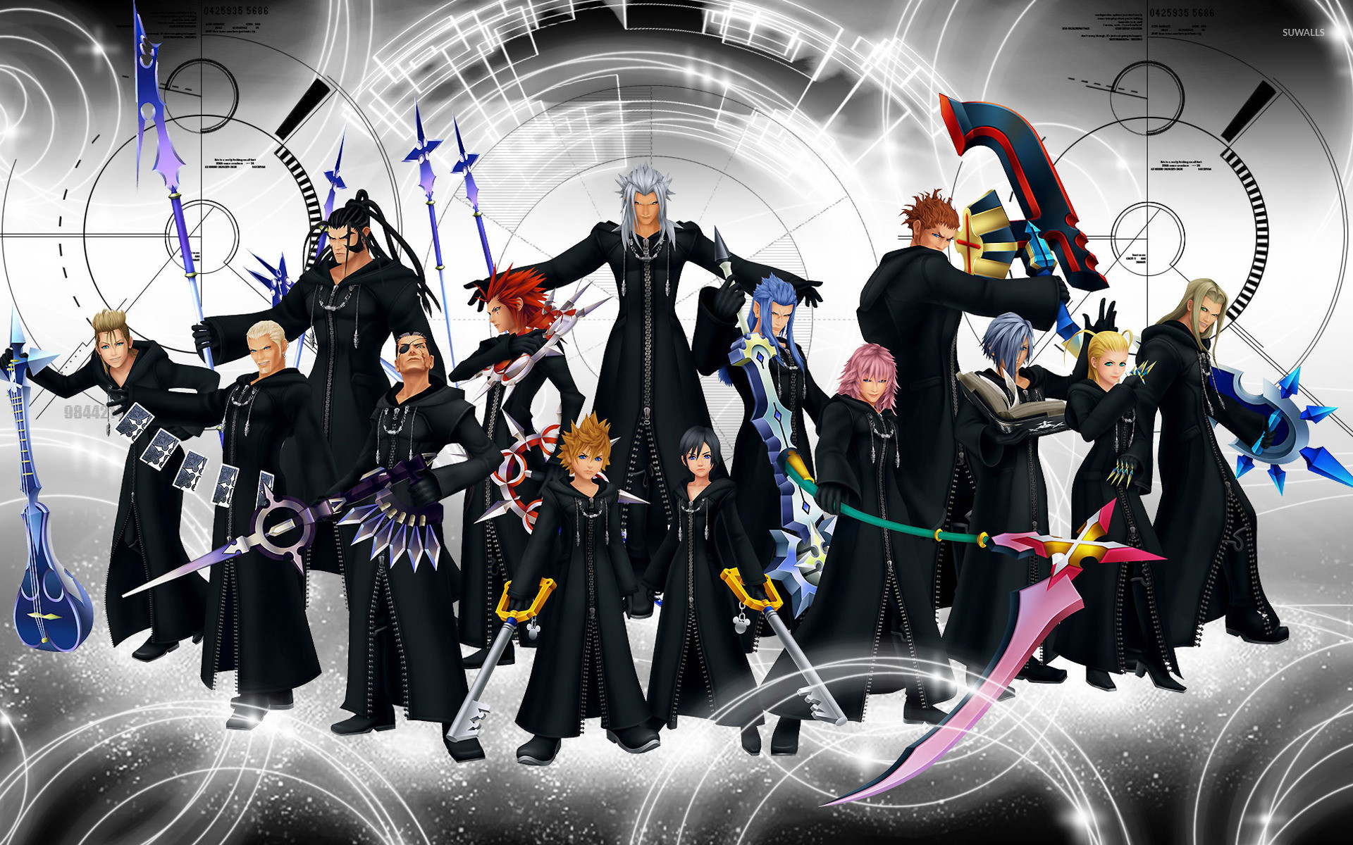 Kingdom Hearts 3 Wallpapers 79 Background Pictures