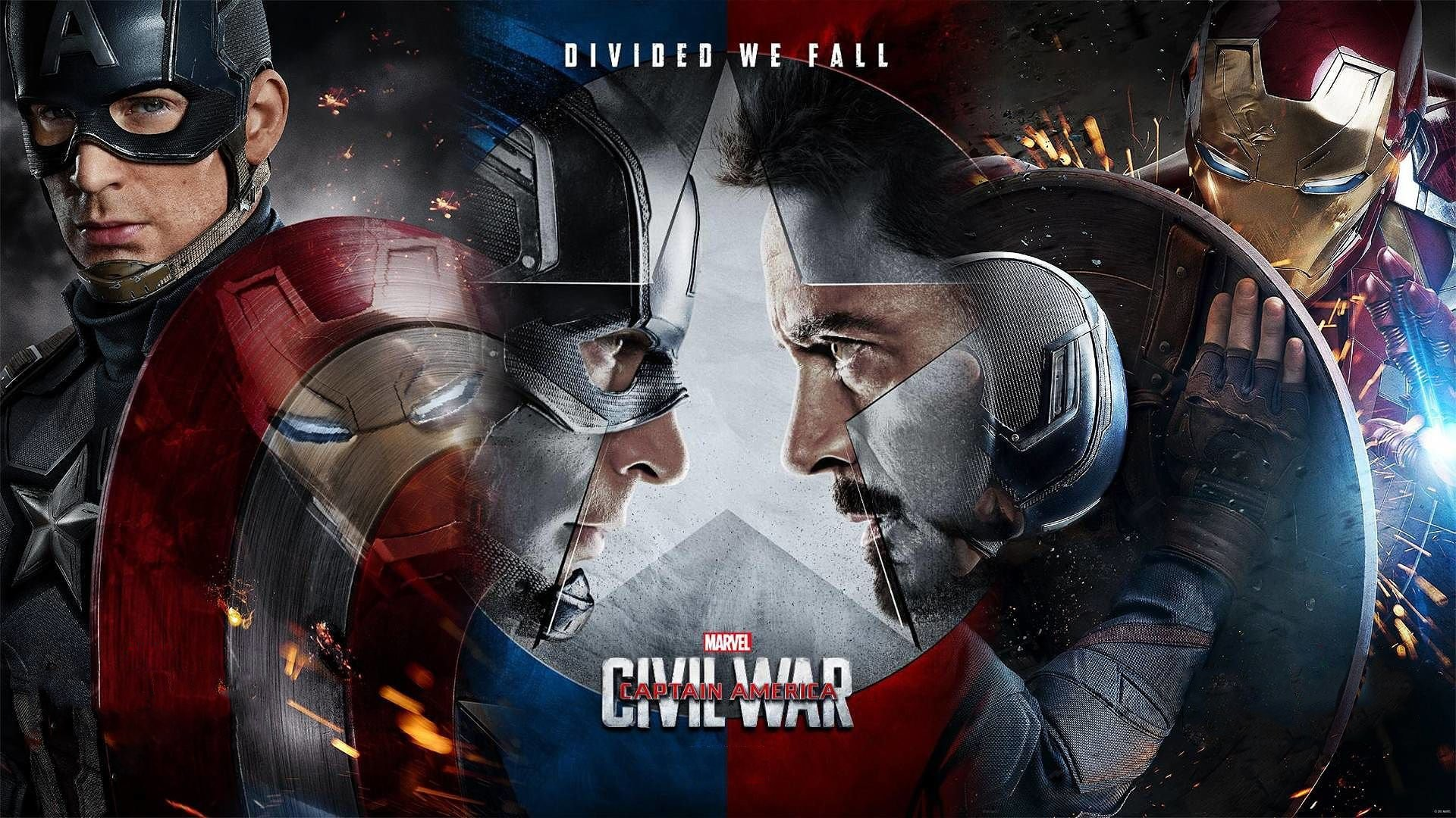 Captain America Civil War Wallpapers 73 Background Pictures