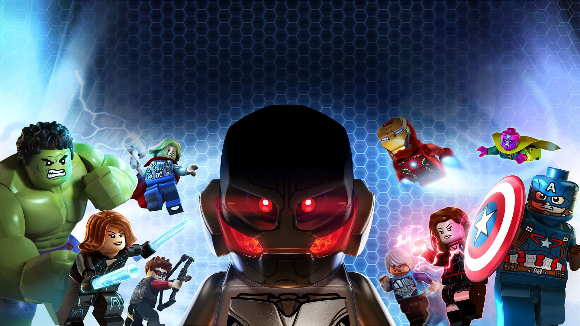 1920x1200 15 LEGO Marvel Super Heroes HD Wallpapers