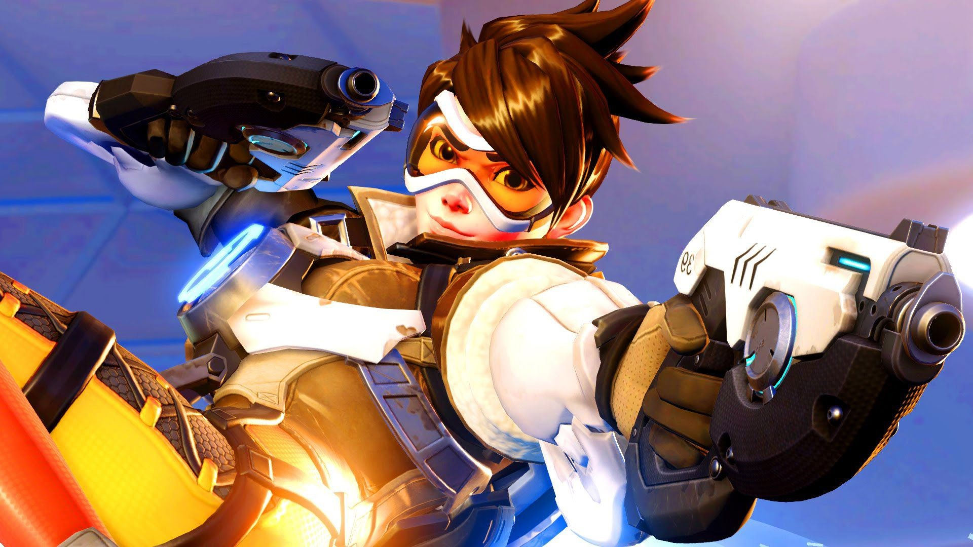 Tracer Overwatch Wallpapers (79+ background pictures)