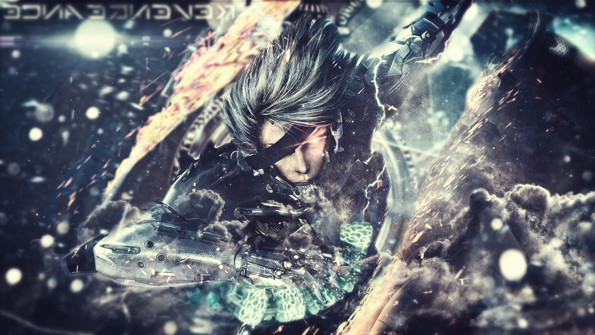 metal gear rising wallpapers (79+ background pictures)