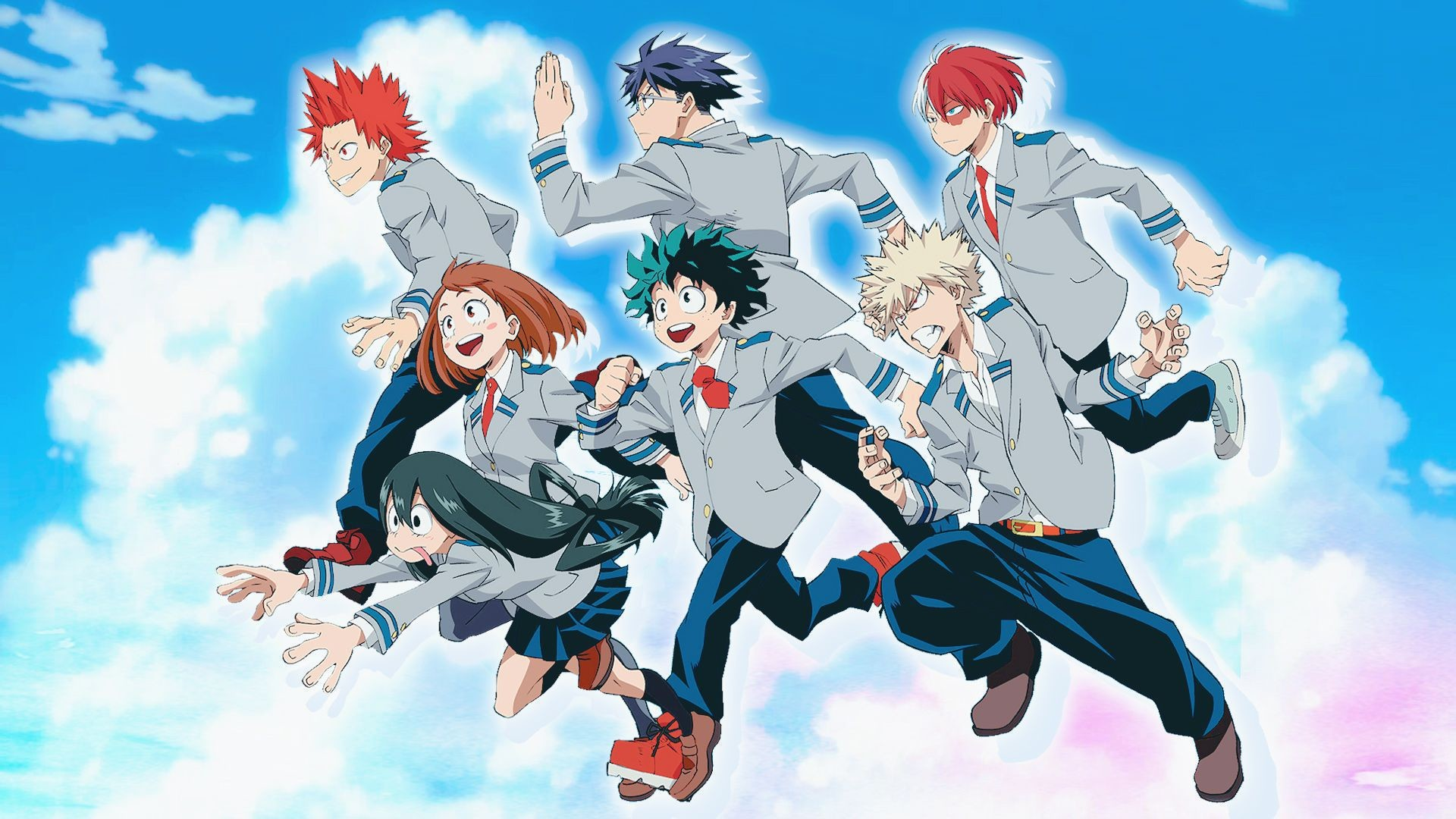 My Hero Academia Wallpapers 70 Background Pictures