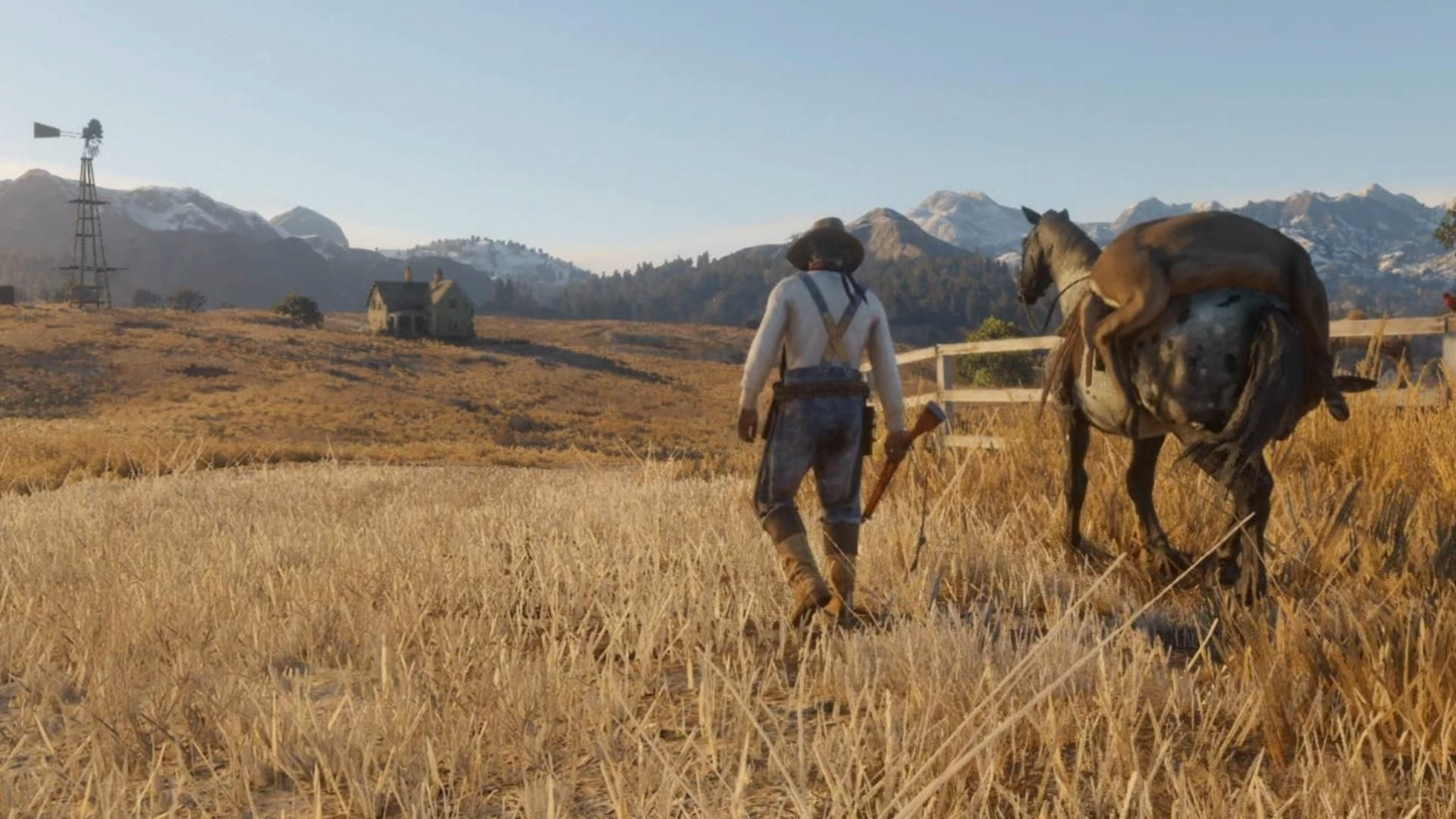 Red Dead Redemption Wallpapers 1920X1080 (86+ background ...