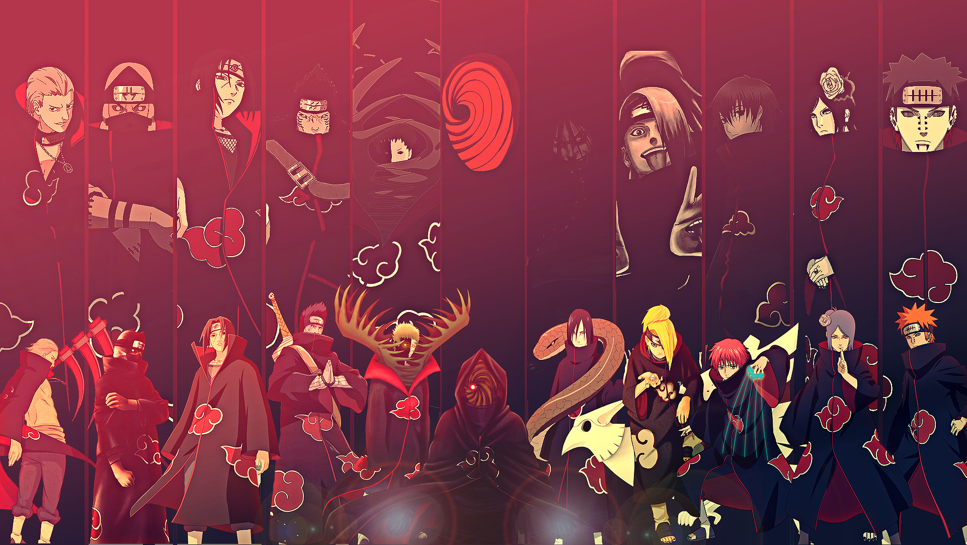 Akatsuki Wallpapers HD (68+ background pictures)