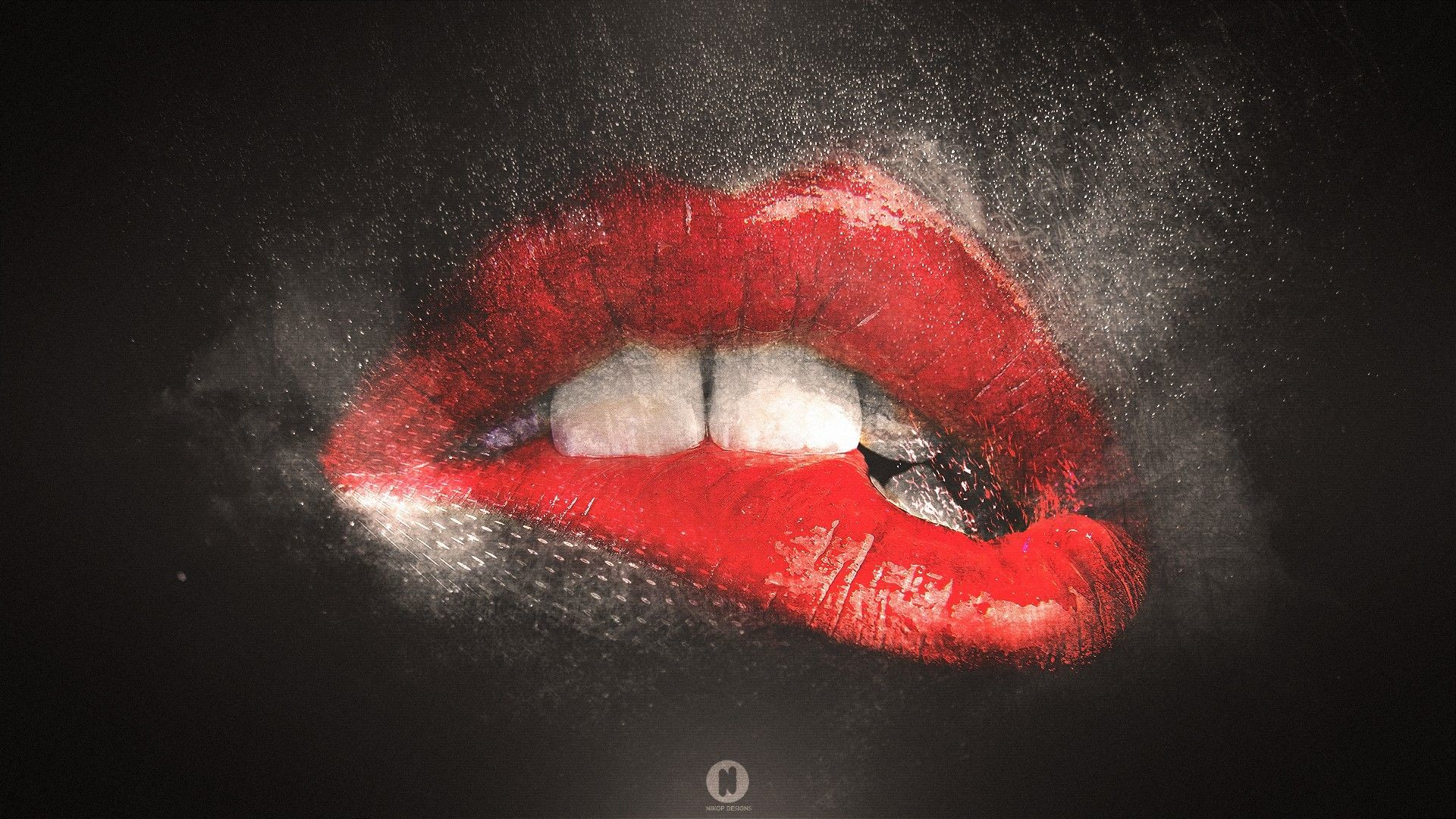 Red Lips Wallpapers 72 Background Pictures
