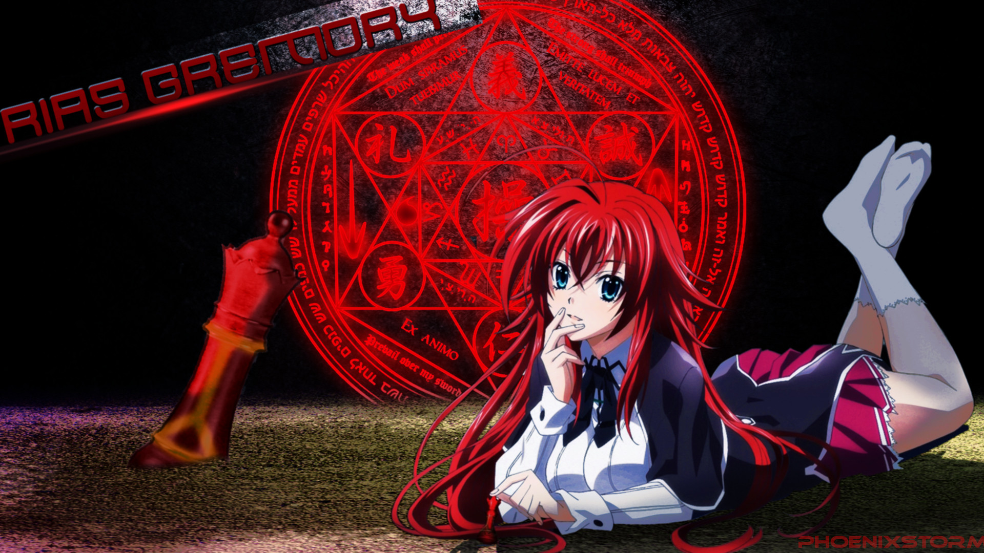 High School Dxd Hd Wallpapers 65 Background Pictures