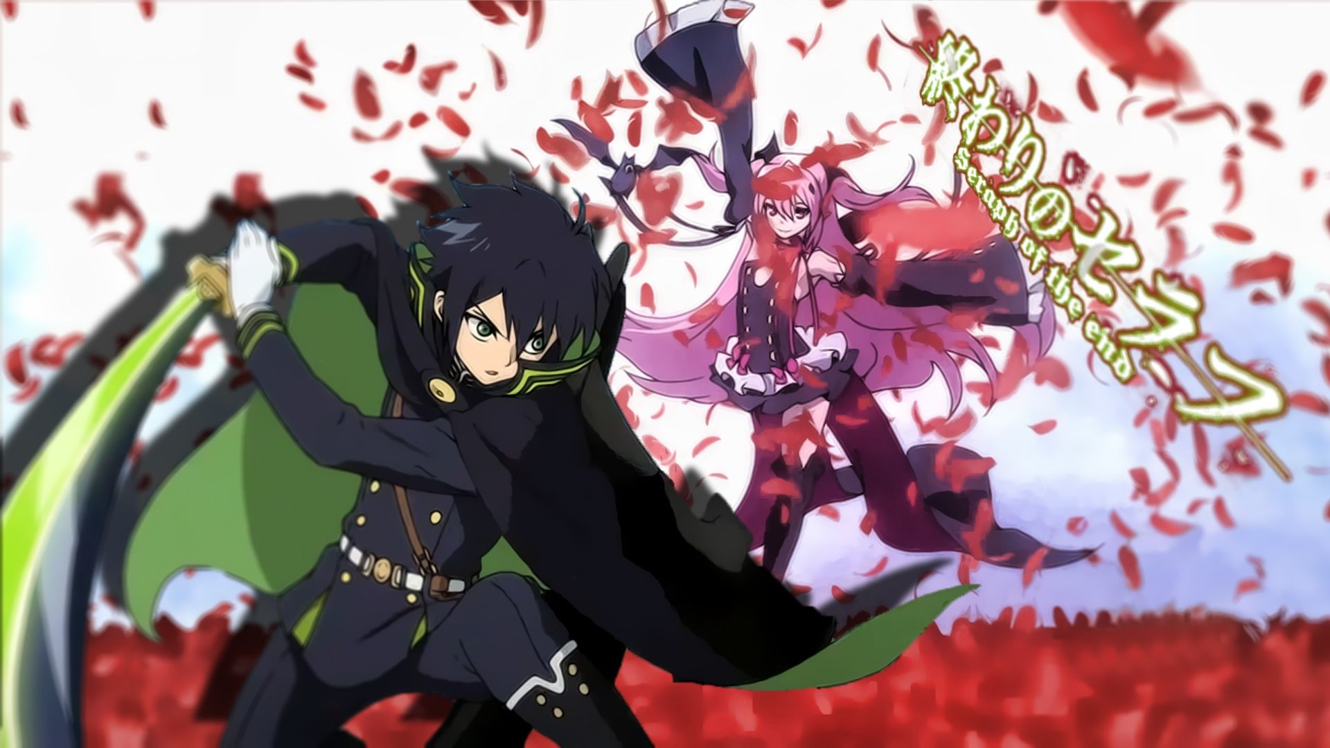 seraph of the end wallpapers 73 background pictures