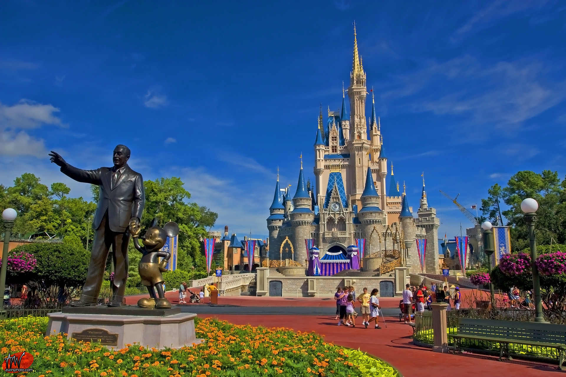 Disney World Wallpapers 66 Background Pictures