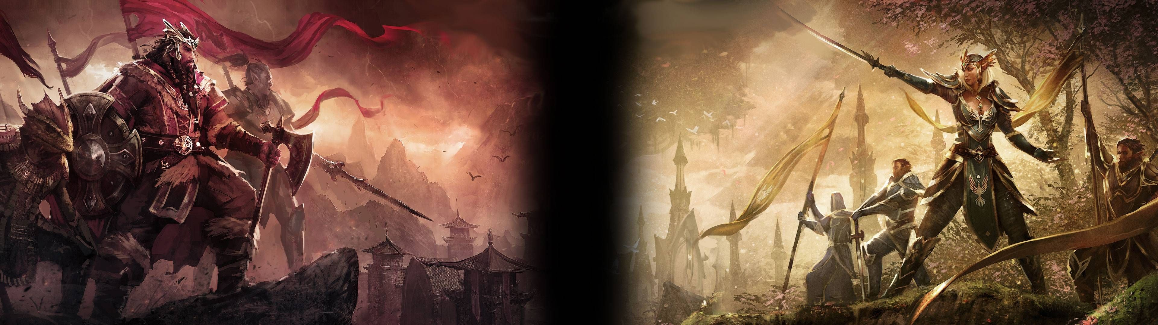 Dual Monitor Wallpapers Video Game (47+ ...