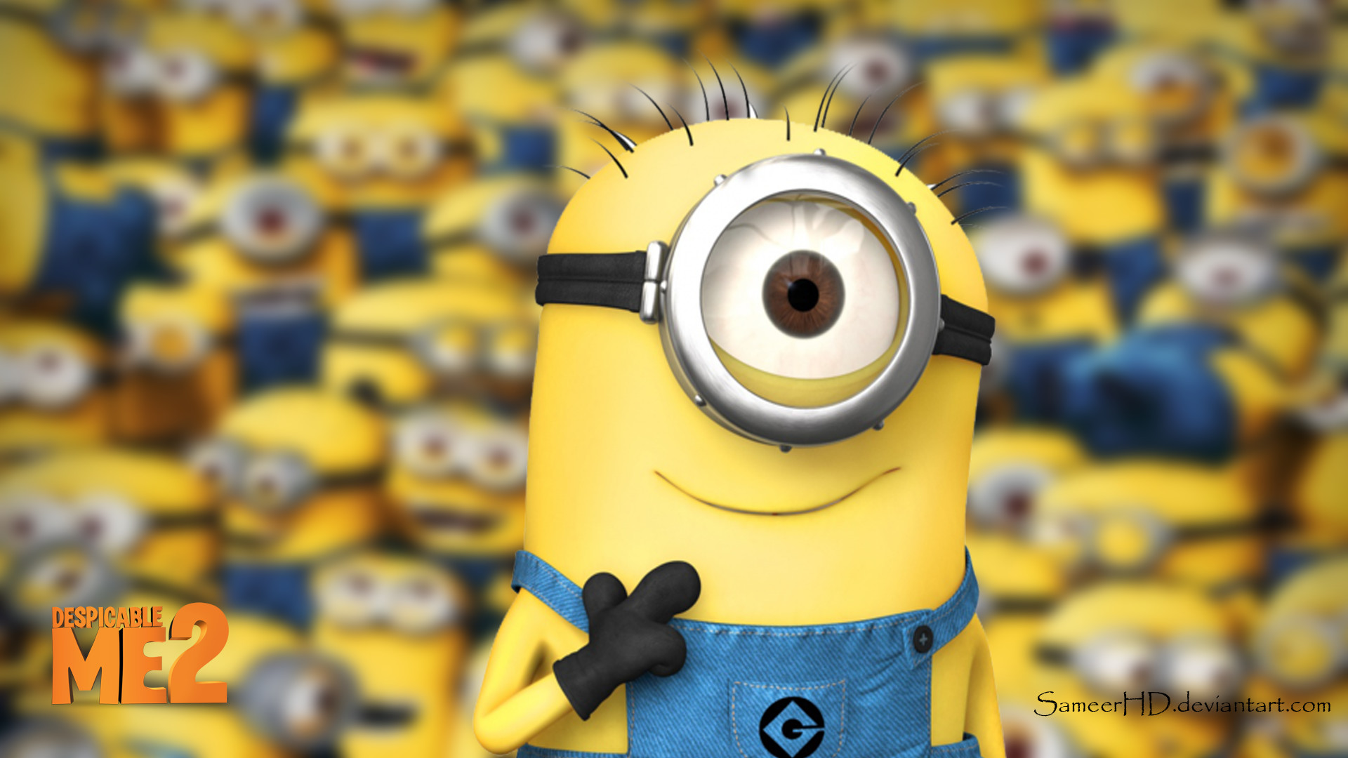 despicable me wallpapers minions (75+ background pictures)