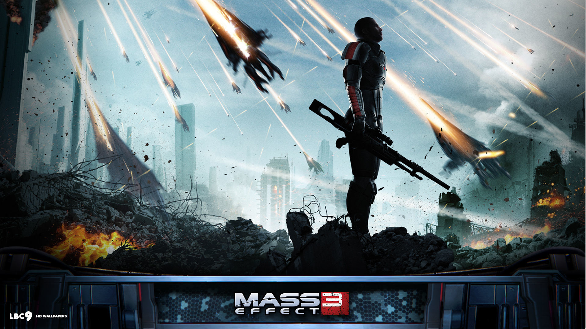 Mass Effect 3 Wallpapers 82 Background Pictures